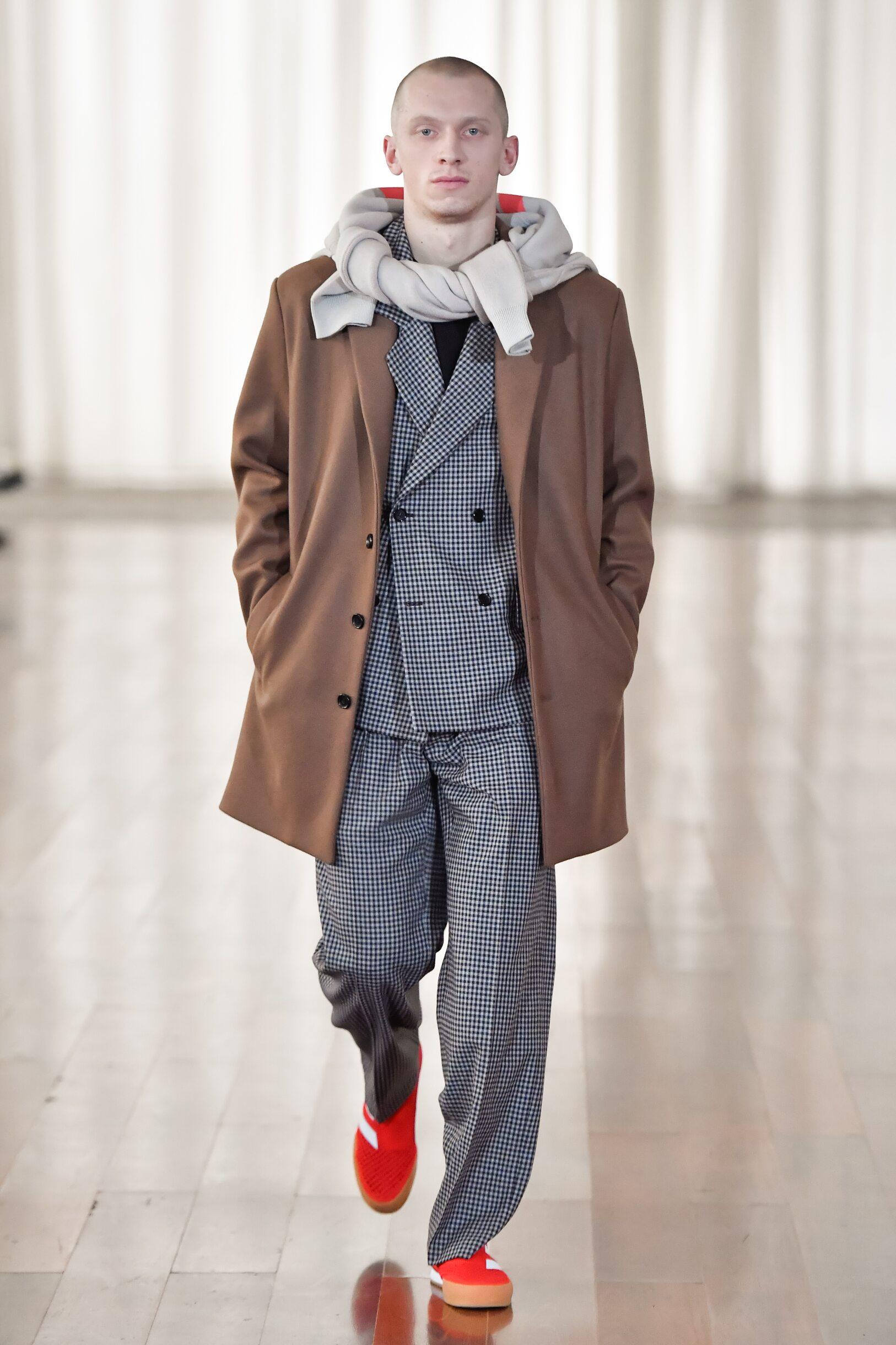 Winter 2017 Fashion Trends Gosha Rubchinskiy