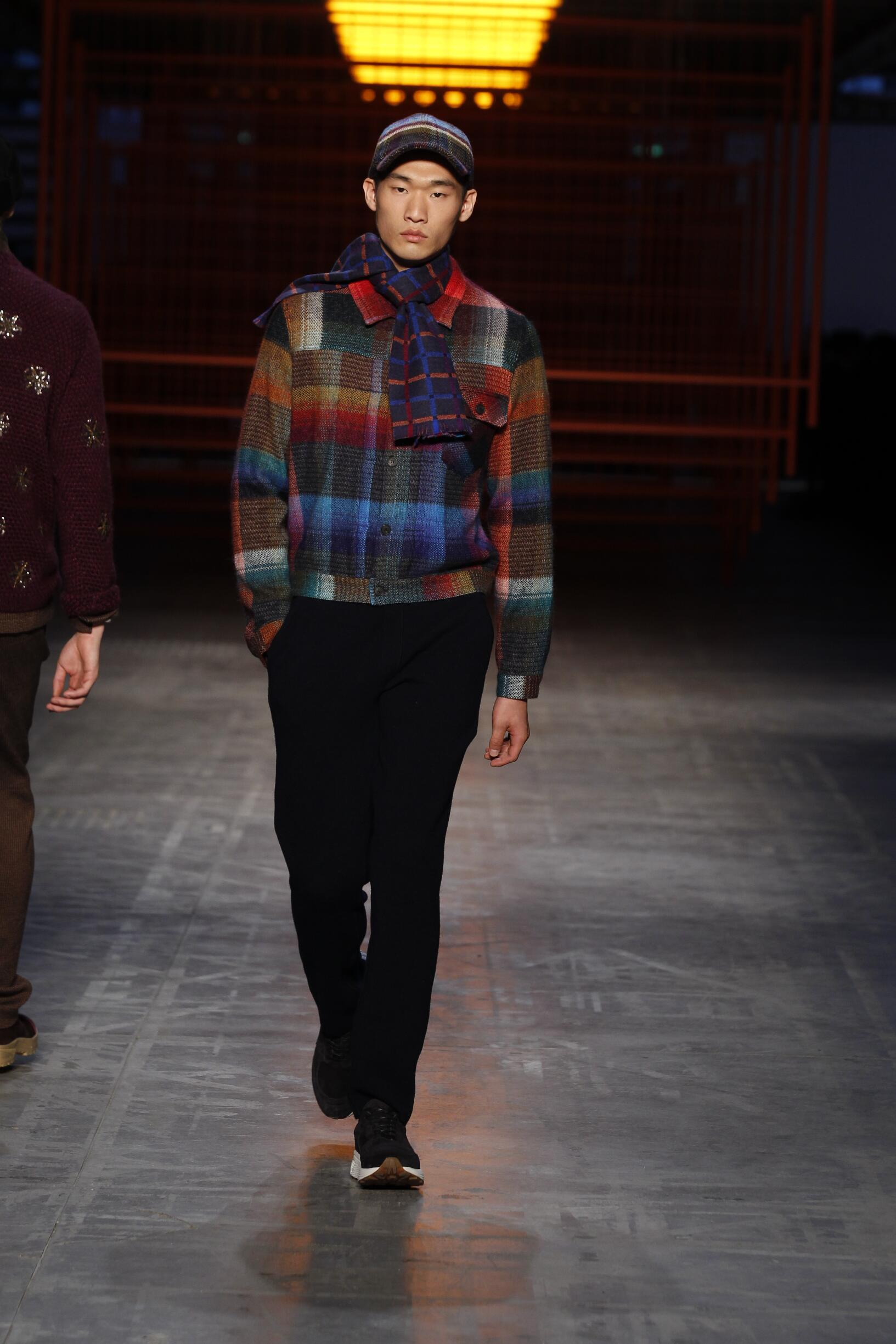Winter 2017 Fashion Trends Missoni