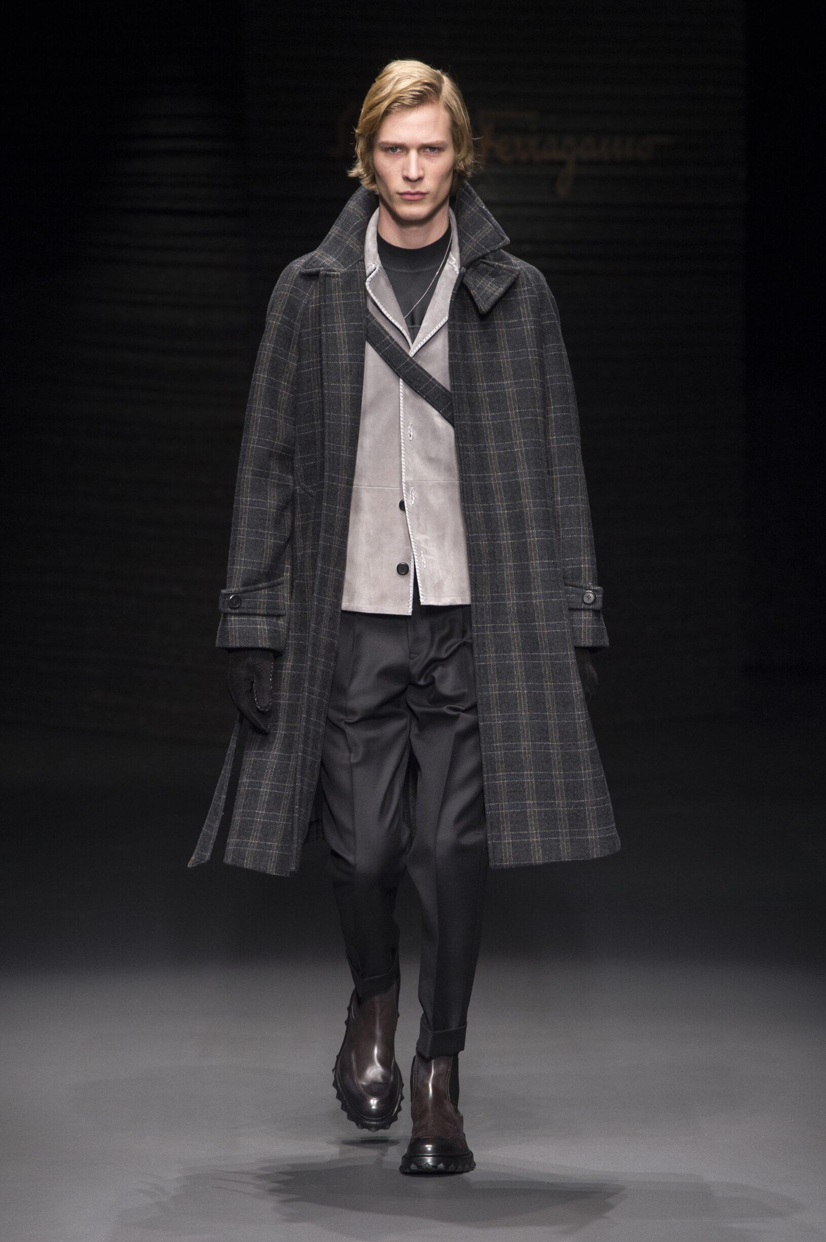 Winter 2017 Fashion Trends Salvatore Ferragamo