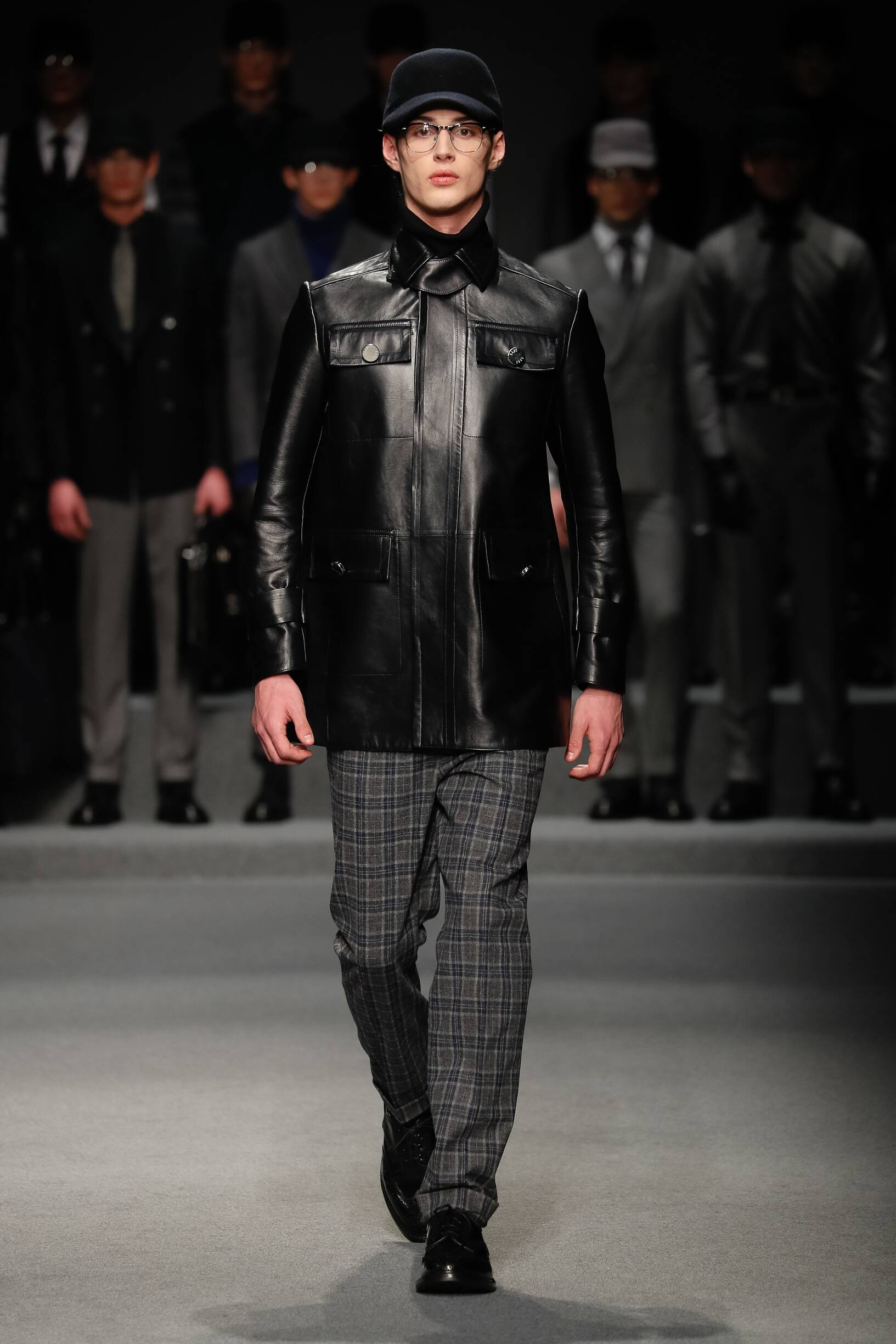 Winter 2017 Man Trends Daks