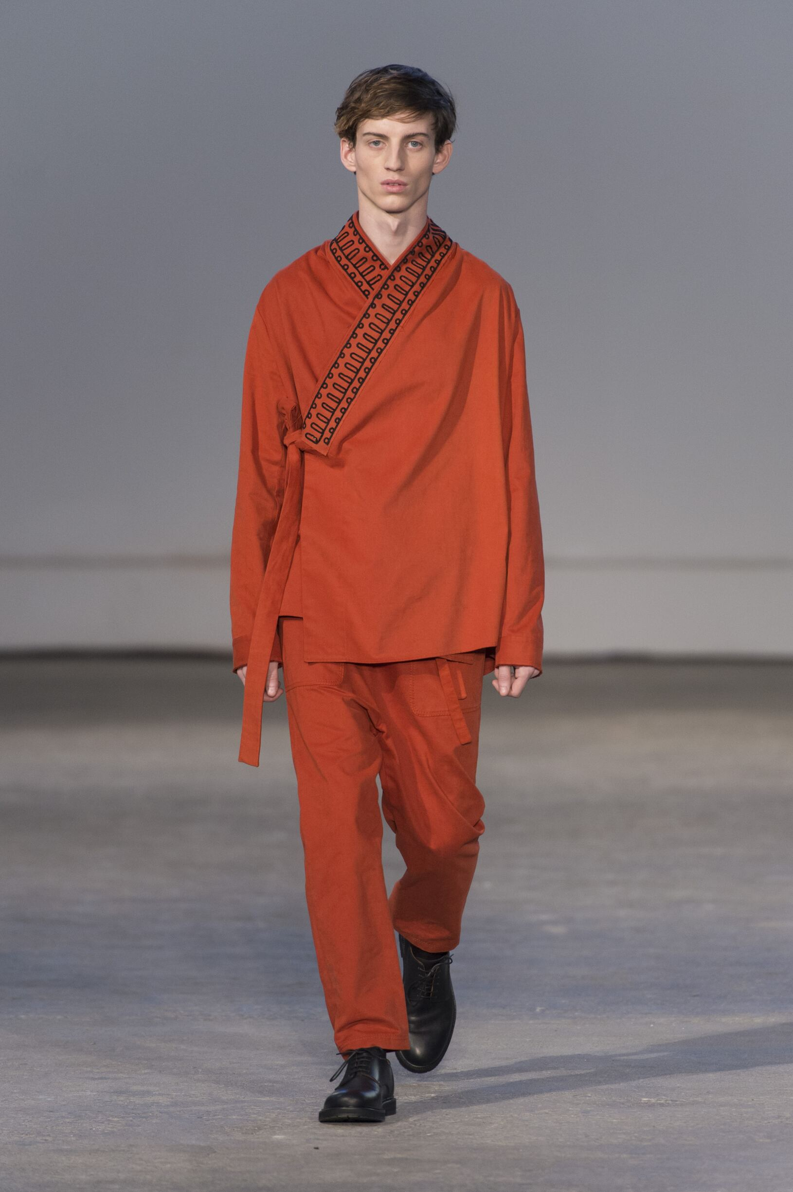 Winter 2017 Man Trends Damir Doma