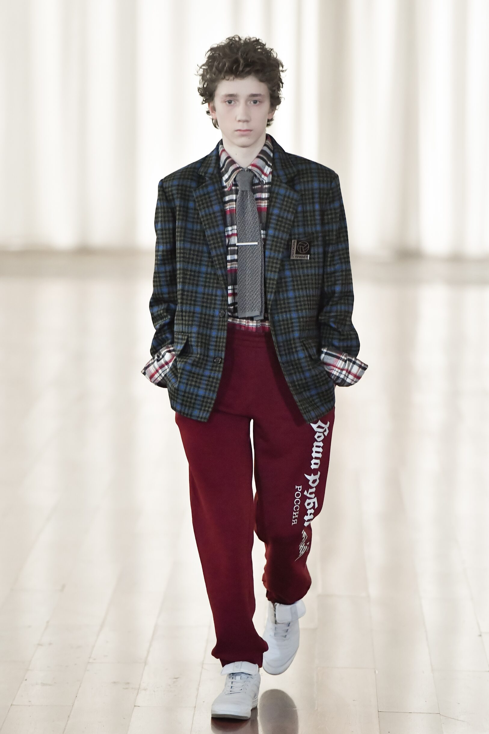 Winter 2017 Man Trends Gosha Rubchinskiy