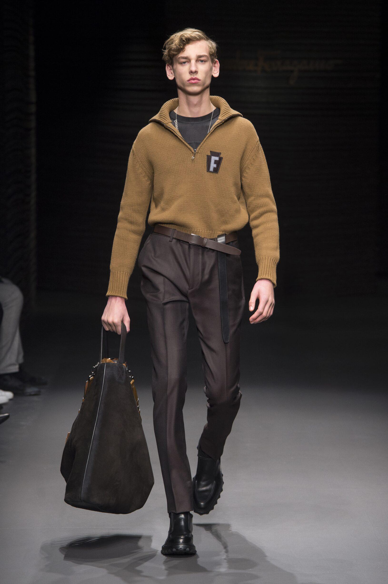 Winter 2017 Man Trends Salvatore Ferragamo