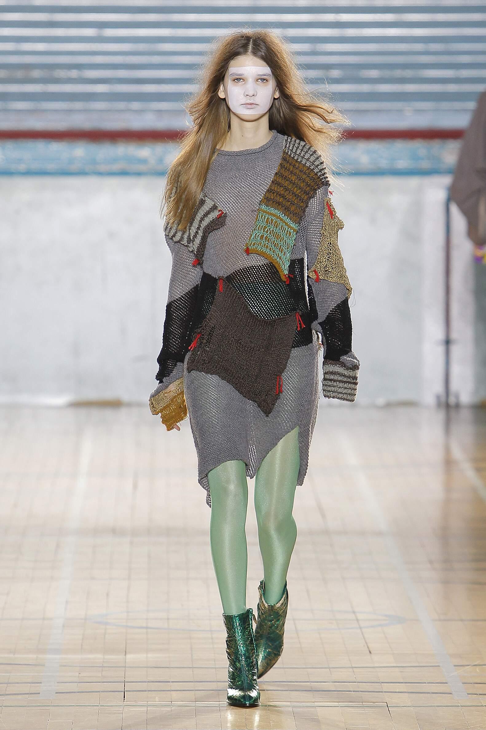 Woman 2017 Vivienne Westwood Catwalk