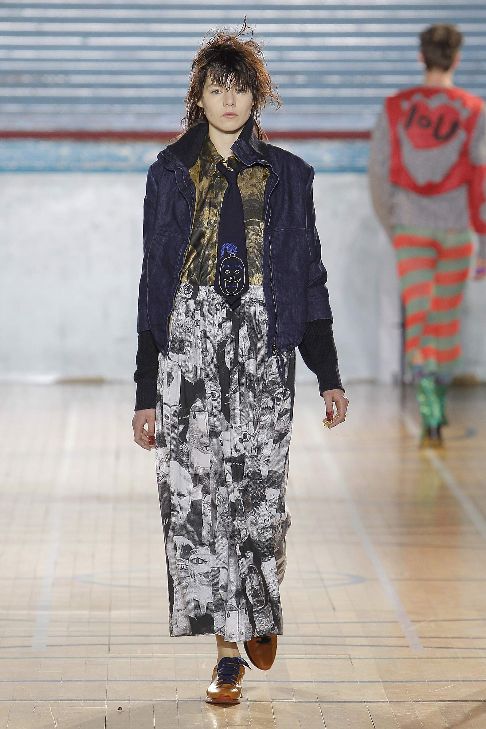 Womenswear FW Vivienne Westwood 2017