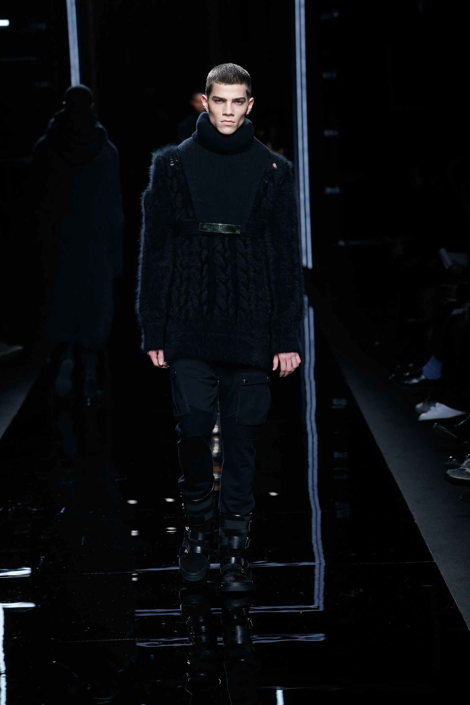 2017 Catwalk Balmain Winter