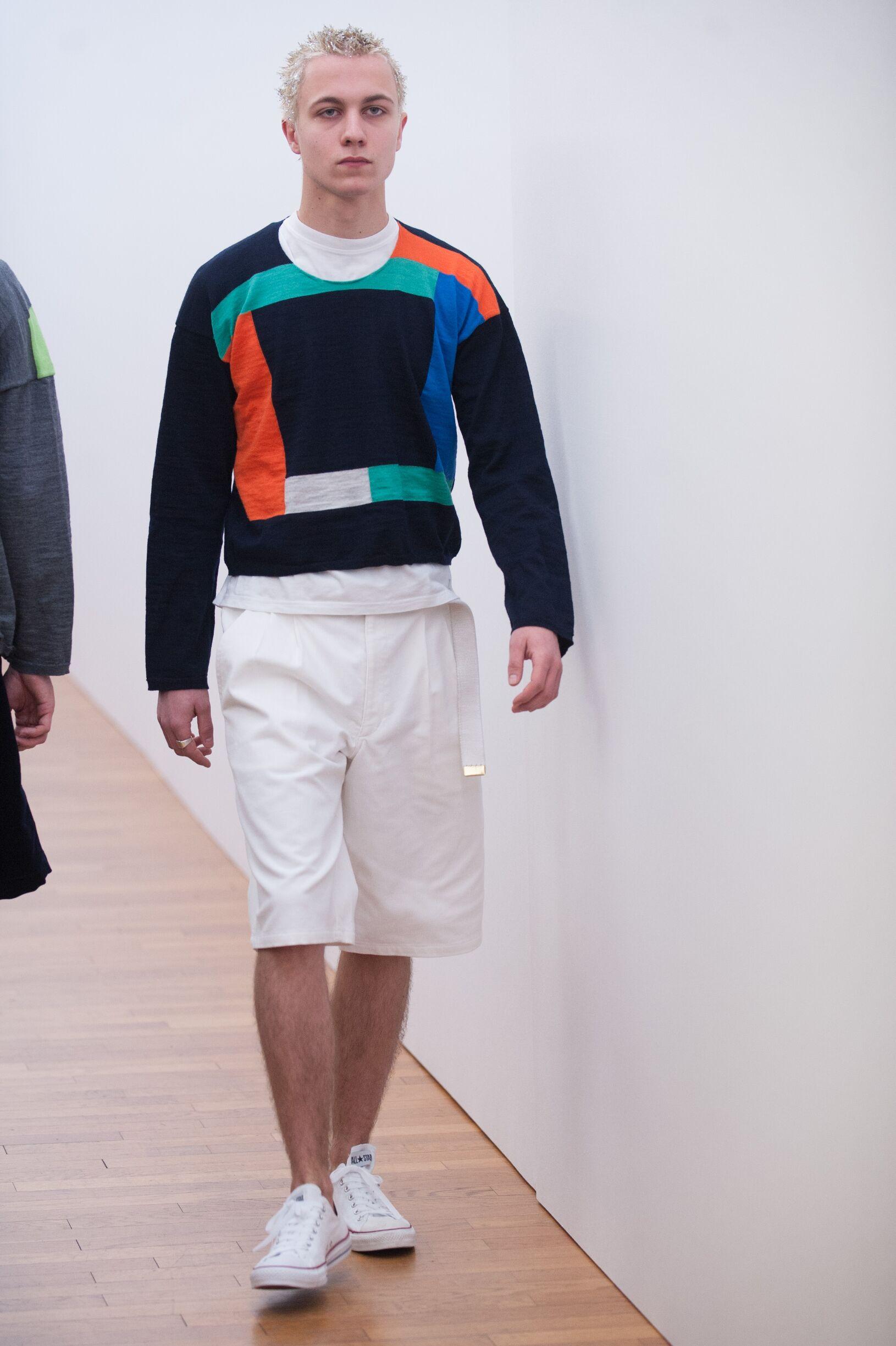 2017 Catwalk Comme Des Garçons Shirt