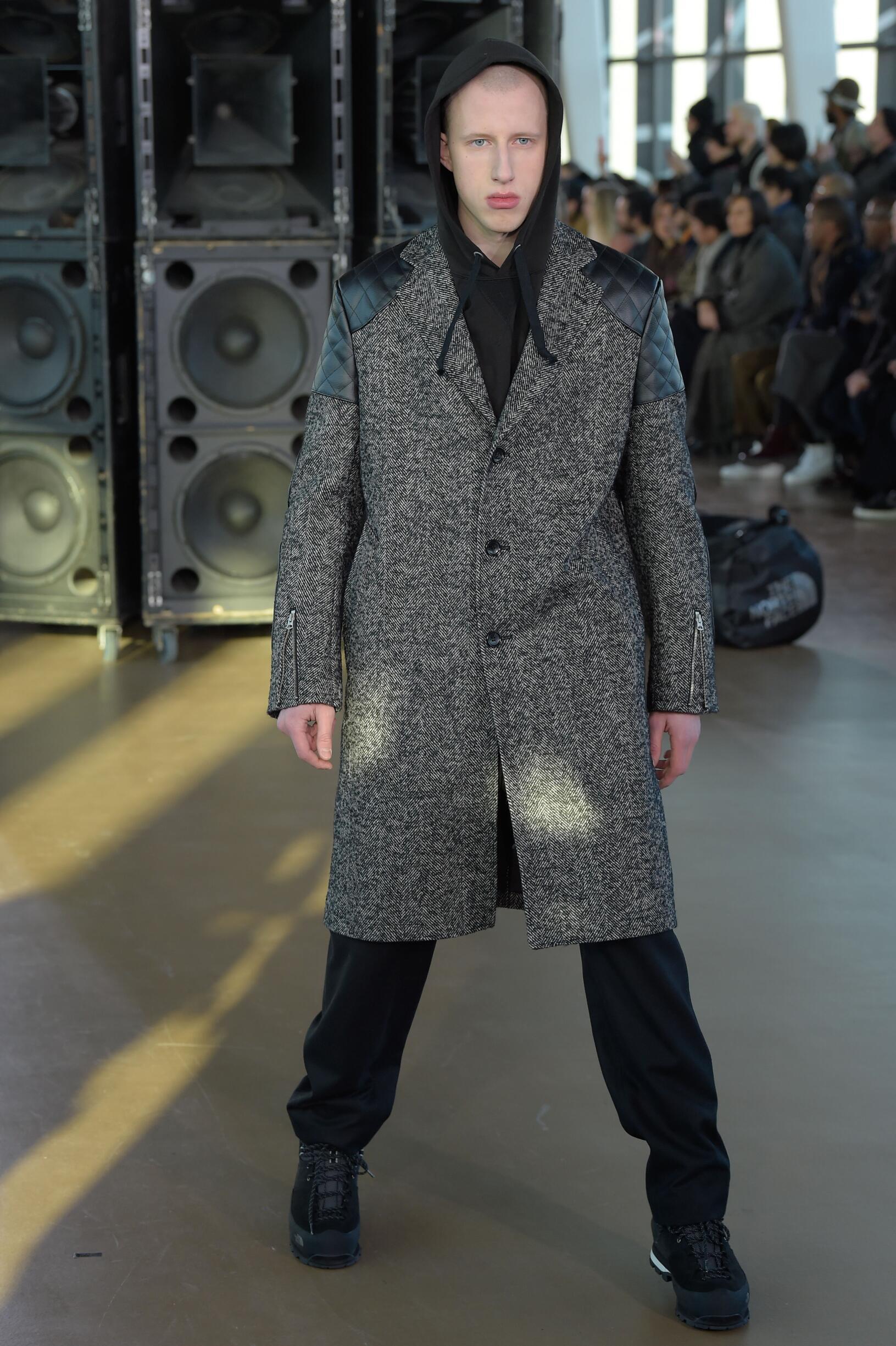 2017 Catwalk Junya Watanabe Man Fashion Show Winter