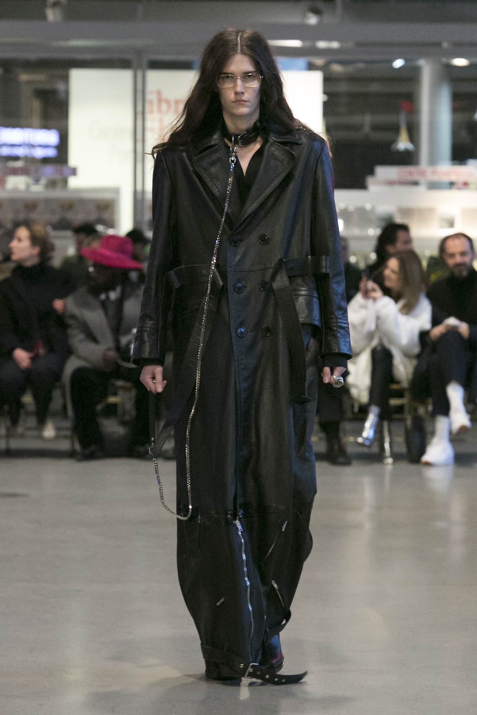 2017 Catwalk Vetements Man Winter