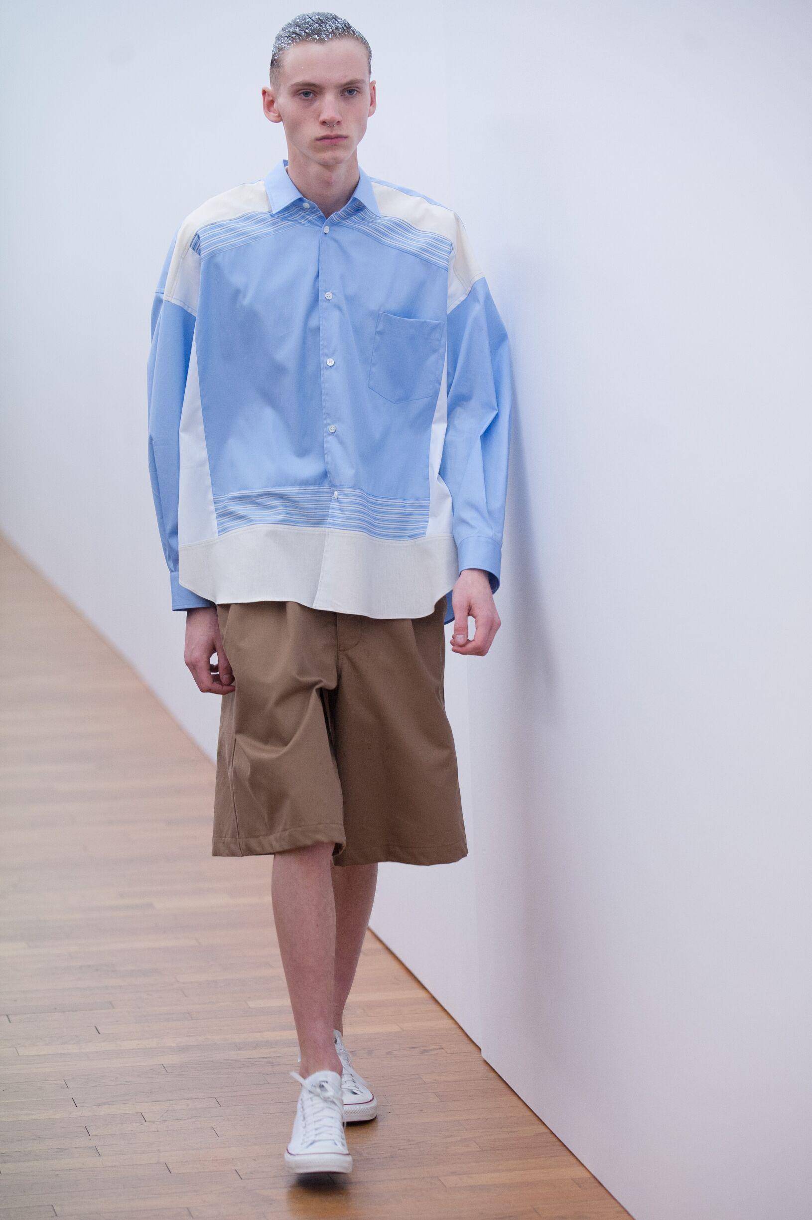 2017 Comme Des Garçons Shirt Fall Winter Man