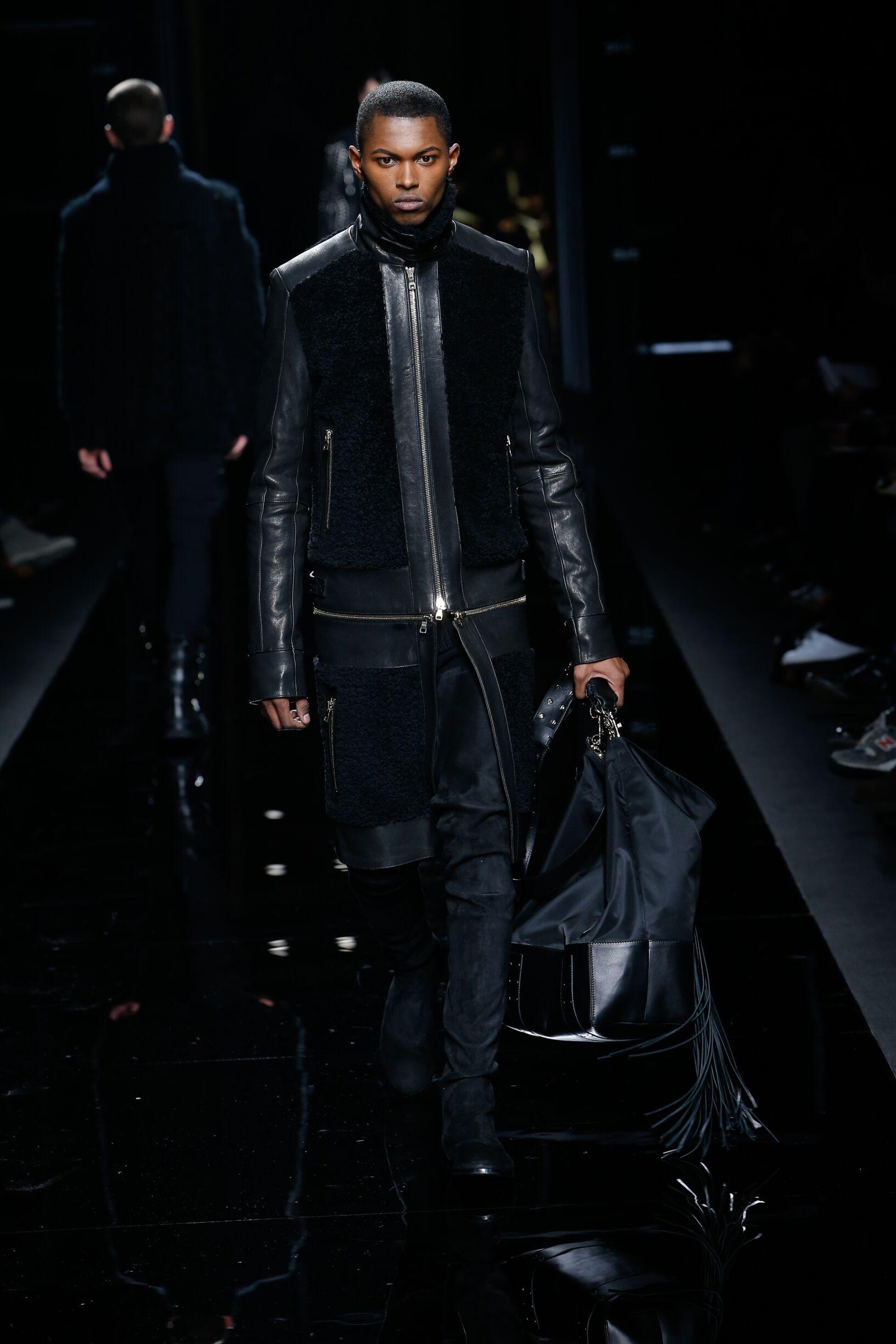2017 Man Style Balmain