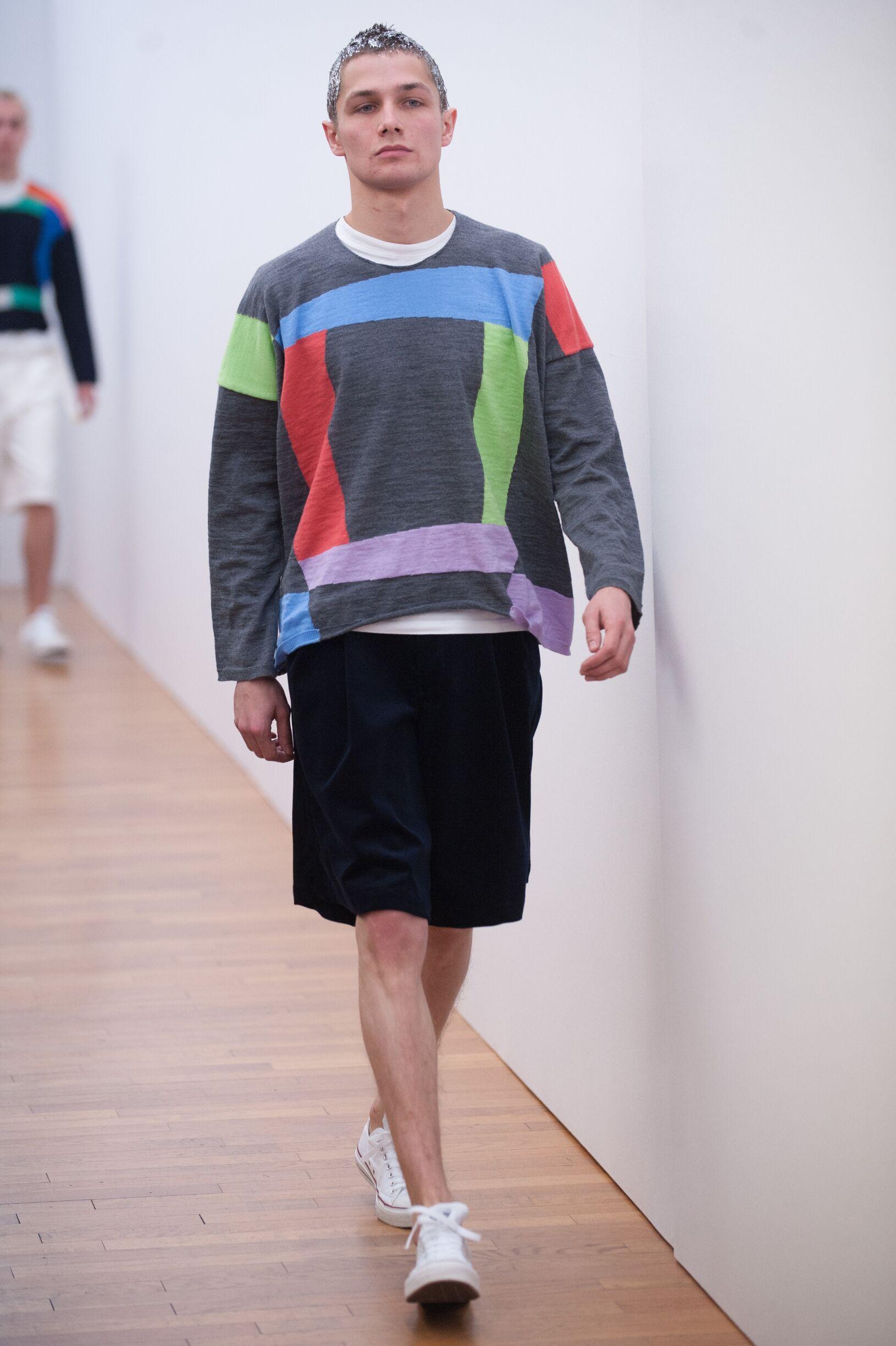 2017 Man Style Comme Des Garçons Shirt