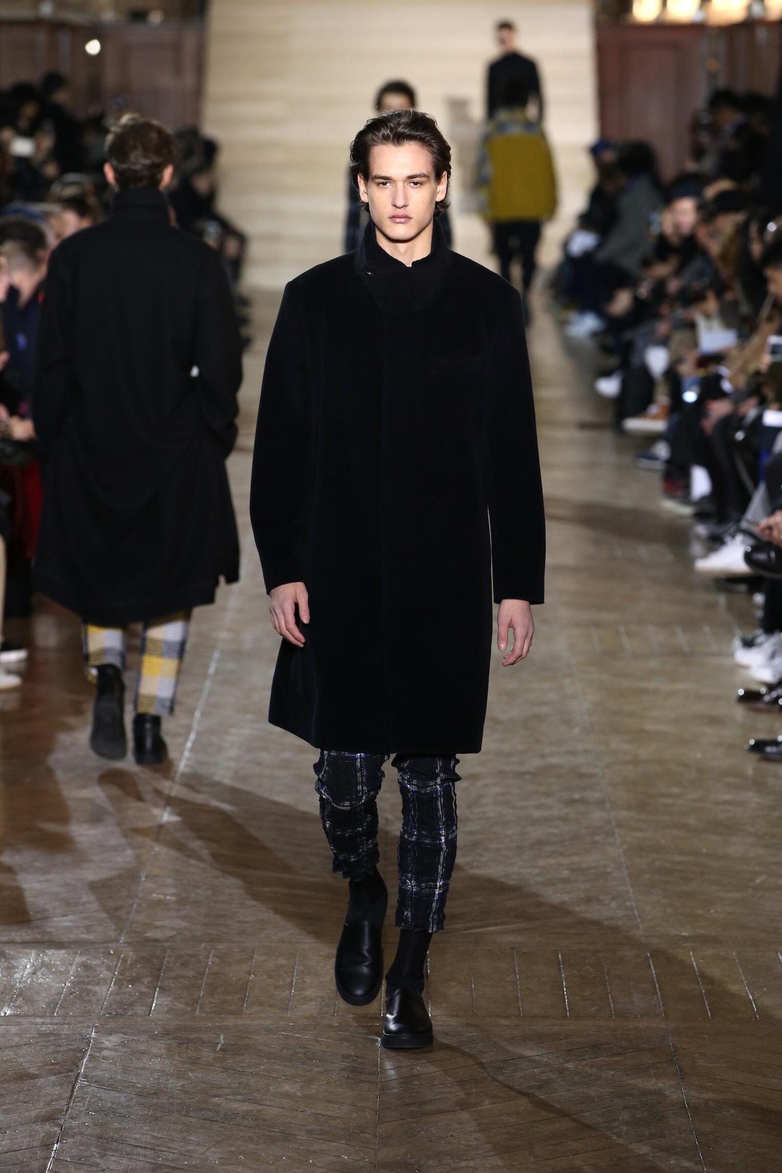 2017 Man Style Issey Miyake