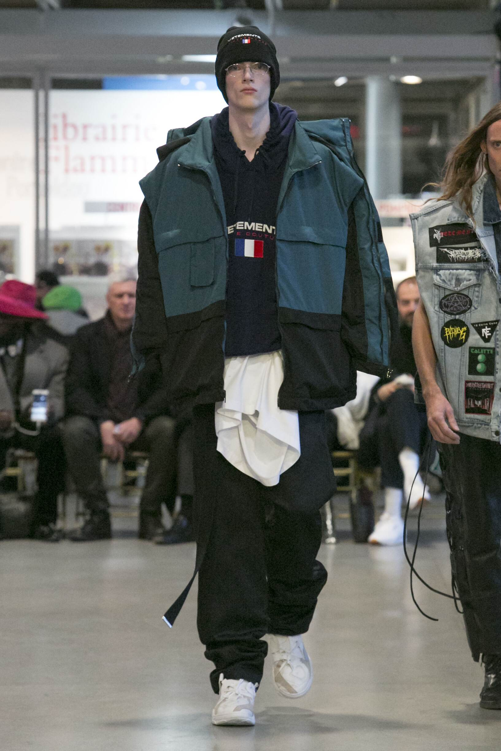 2017 Vetements Man Fall Catwalk
