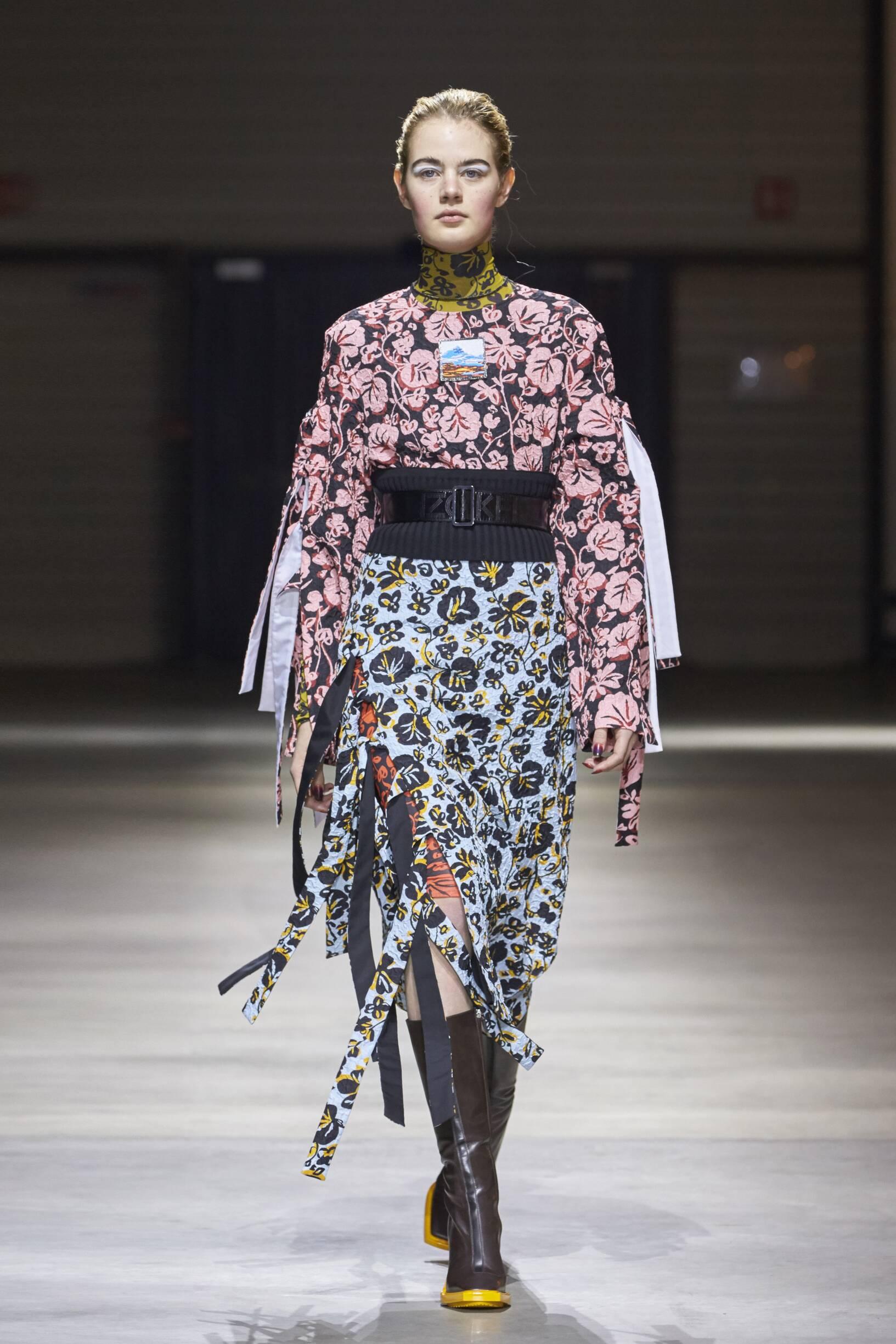 2017 Womenswear Kenzo Catwalk