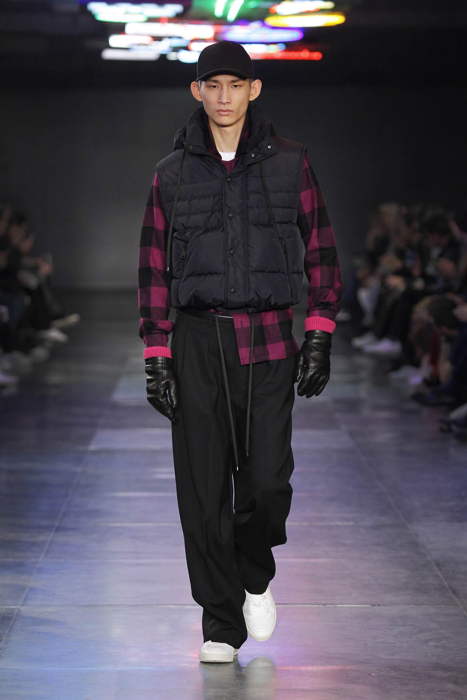 Ami FW 2017 Menswear