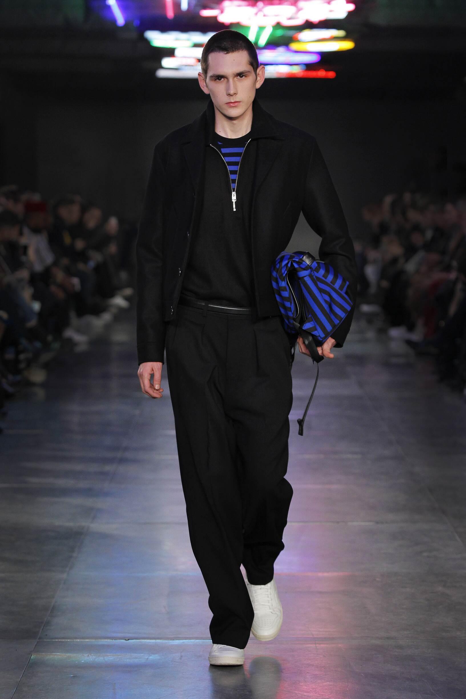 Ami Fall Winter 2017 Mens Collection Paris Fashion Week