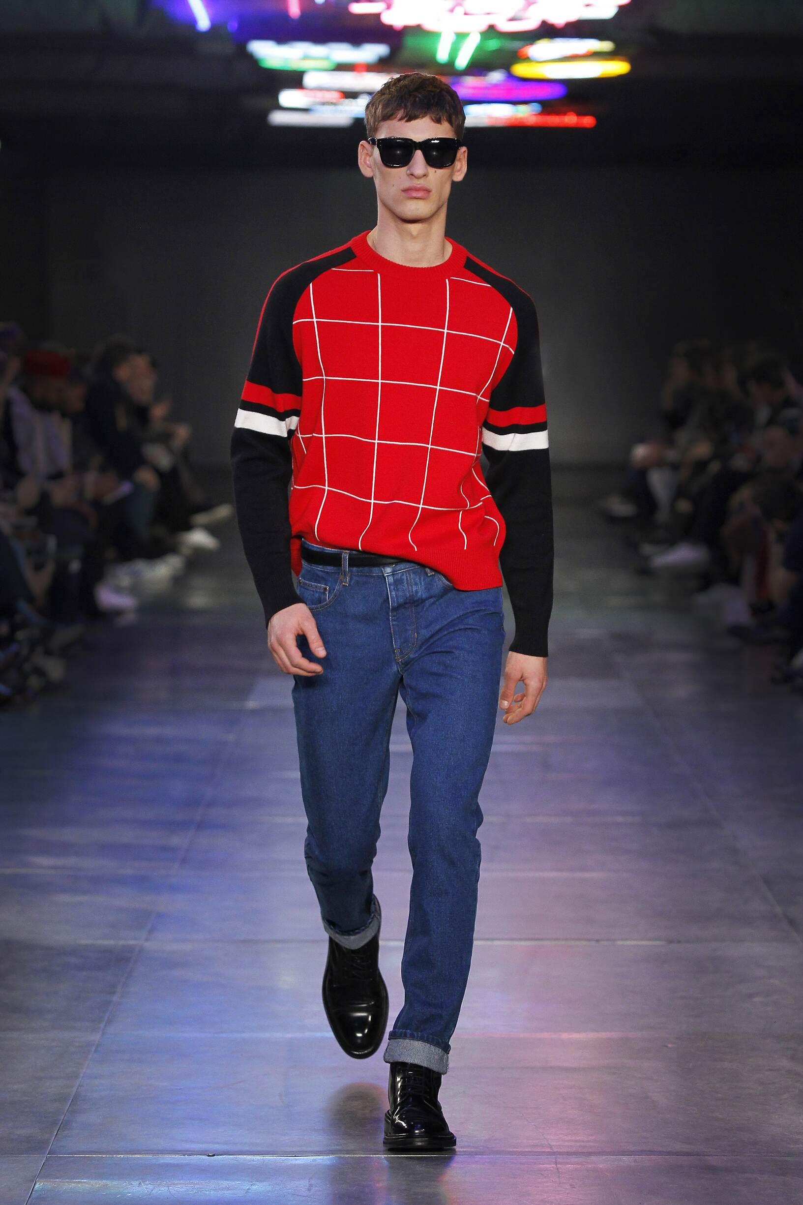 Ami Paris Fashion Week Menswear