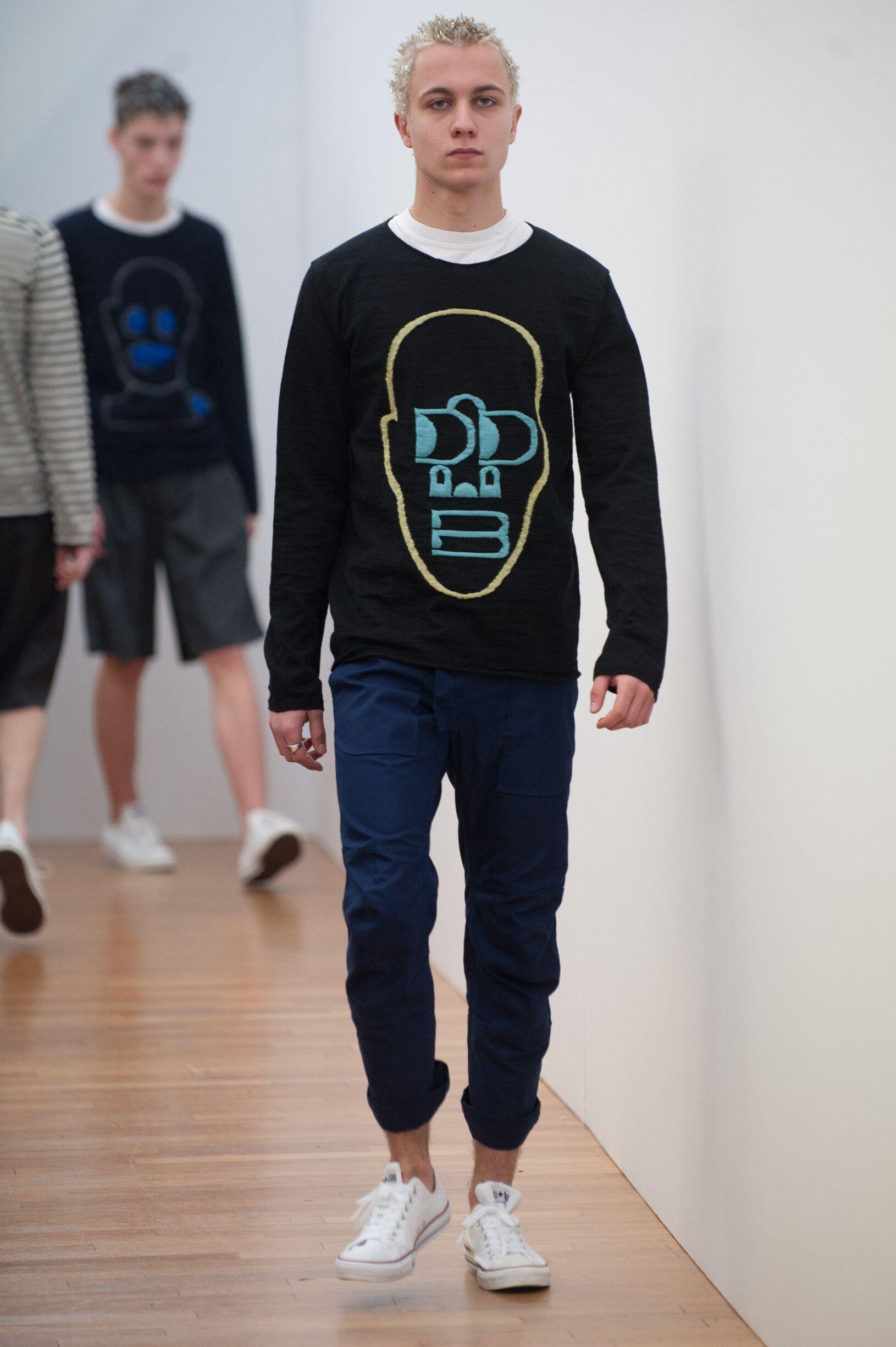 Catwalk Comme Des Garçons Shirt
