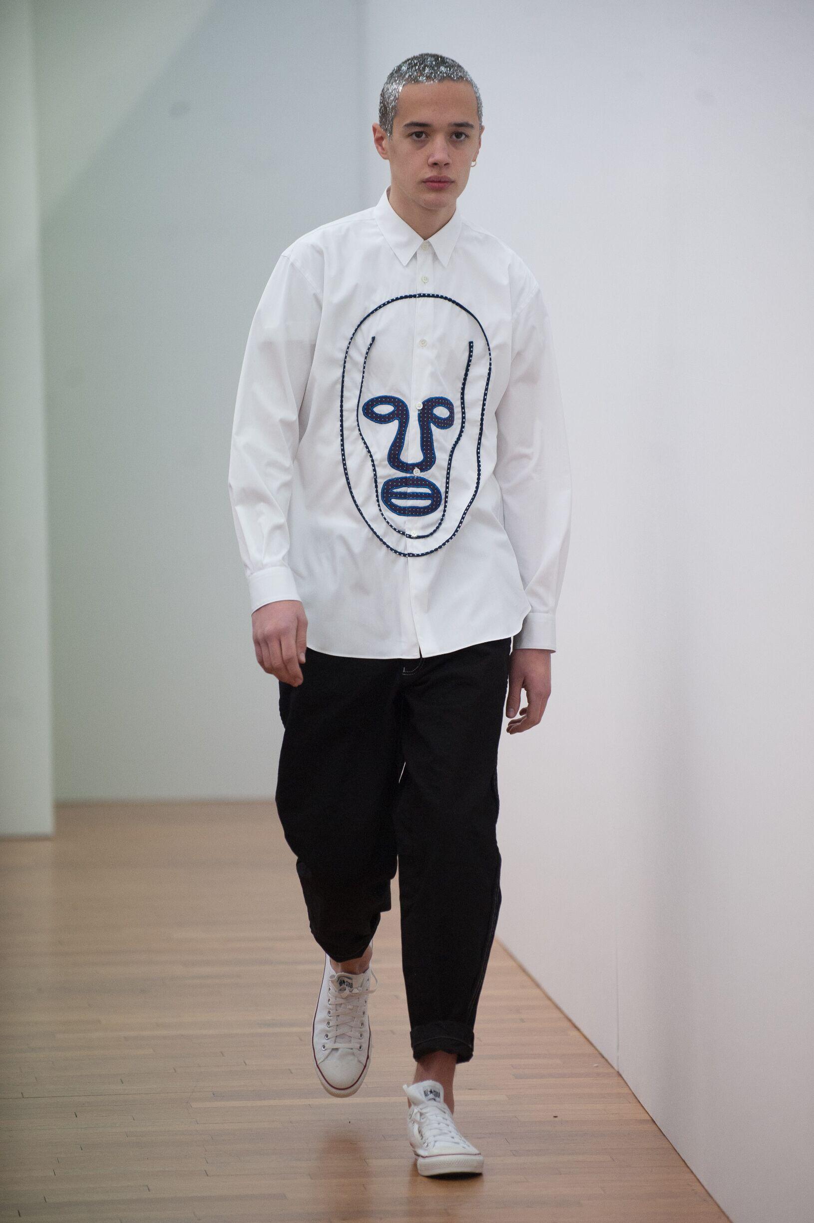 Comme Des Garçons Shirt Fashion Show FW 2017