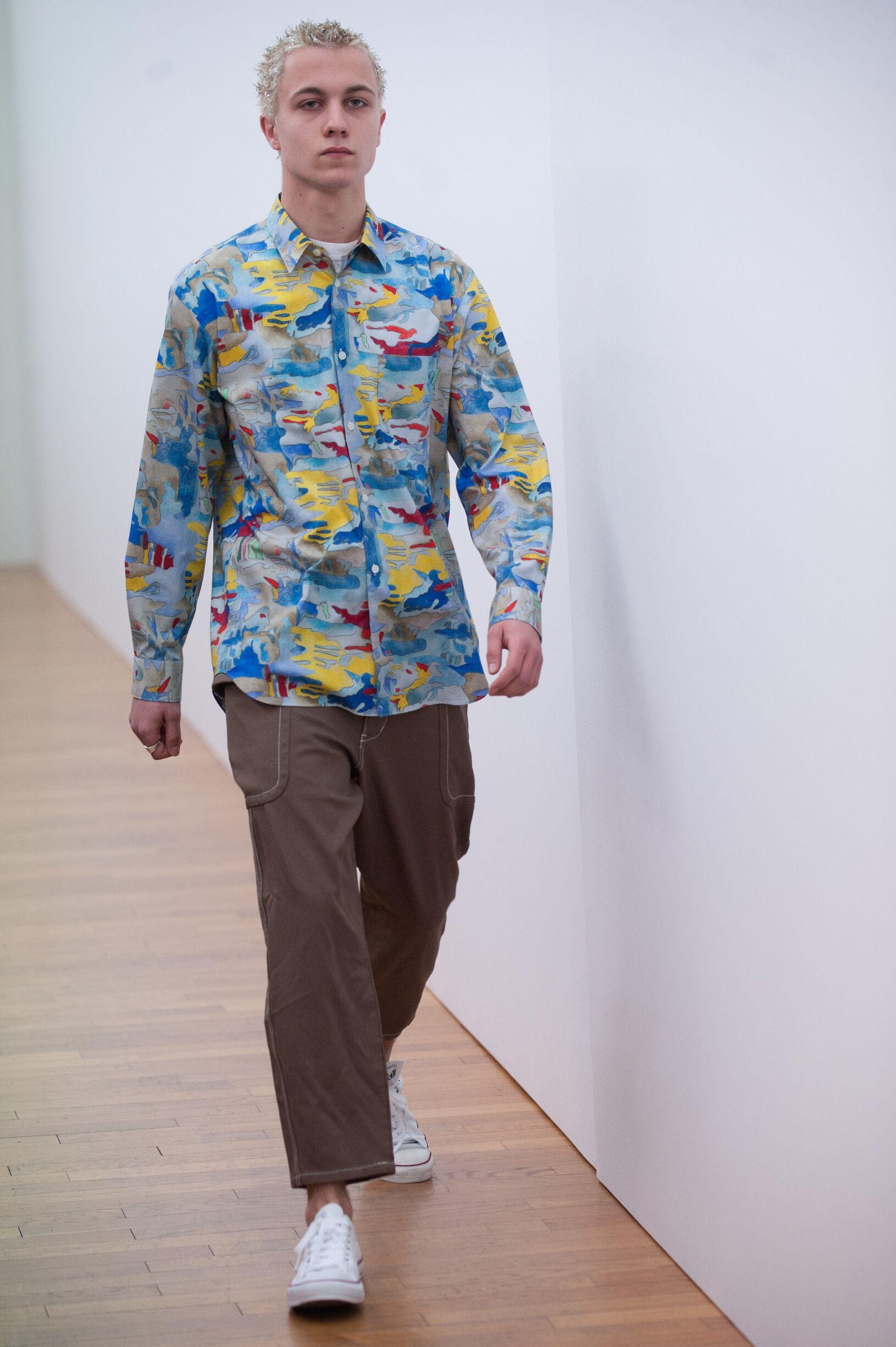 Comme Des Garçons Shirt Man 2017