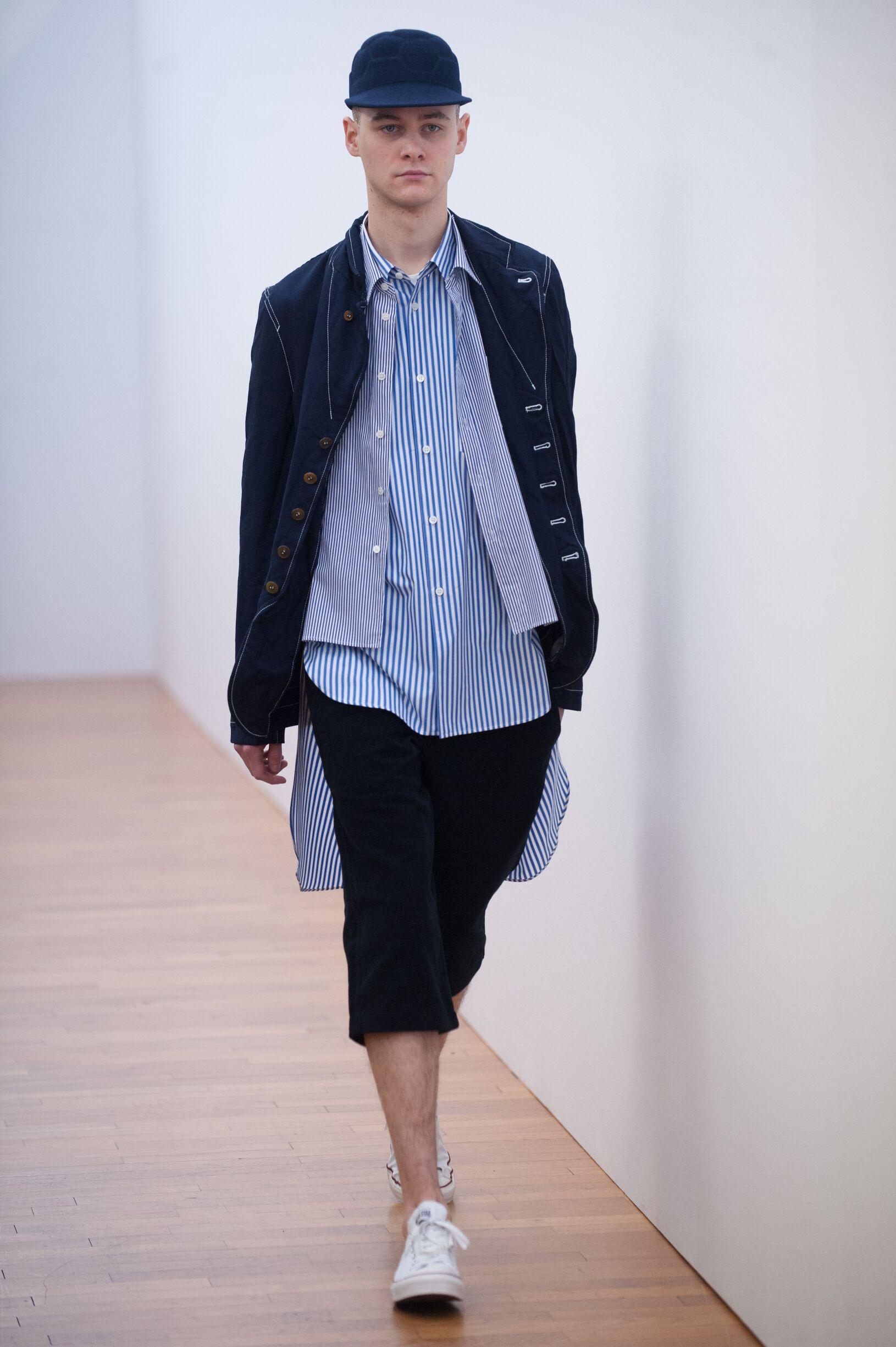 Comme Des Garçons Shirt Men's Collection 2017