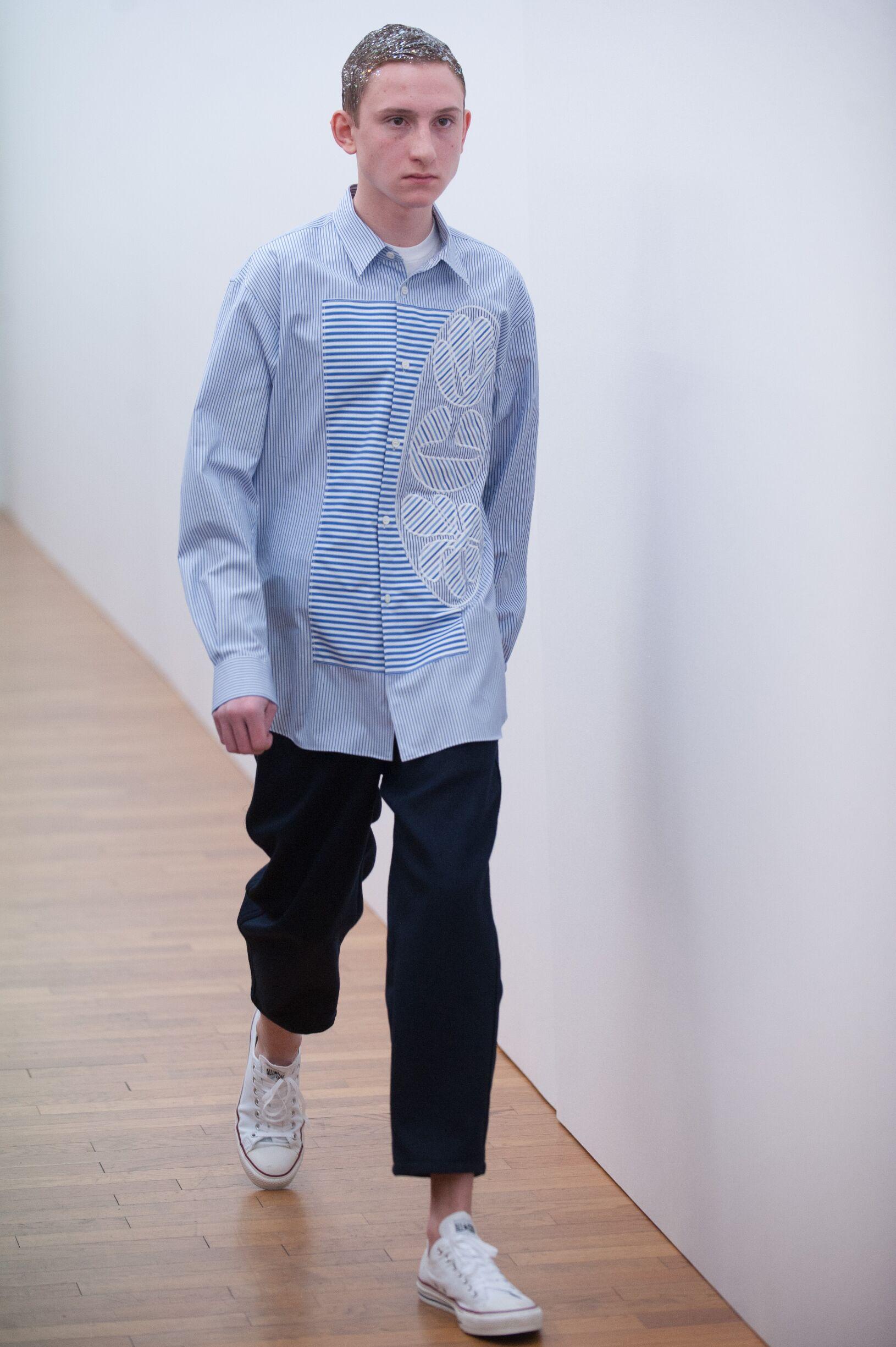 Comme Des Garçons Shirt Paris Fashion Week Menswear
