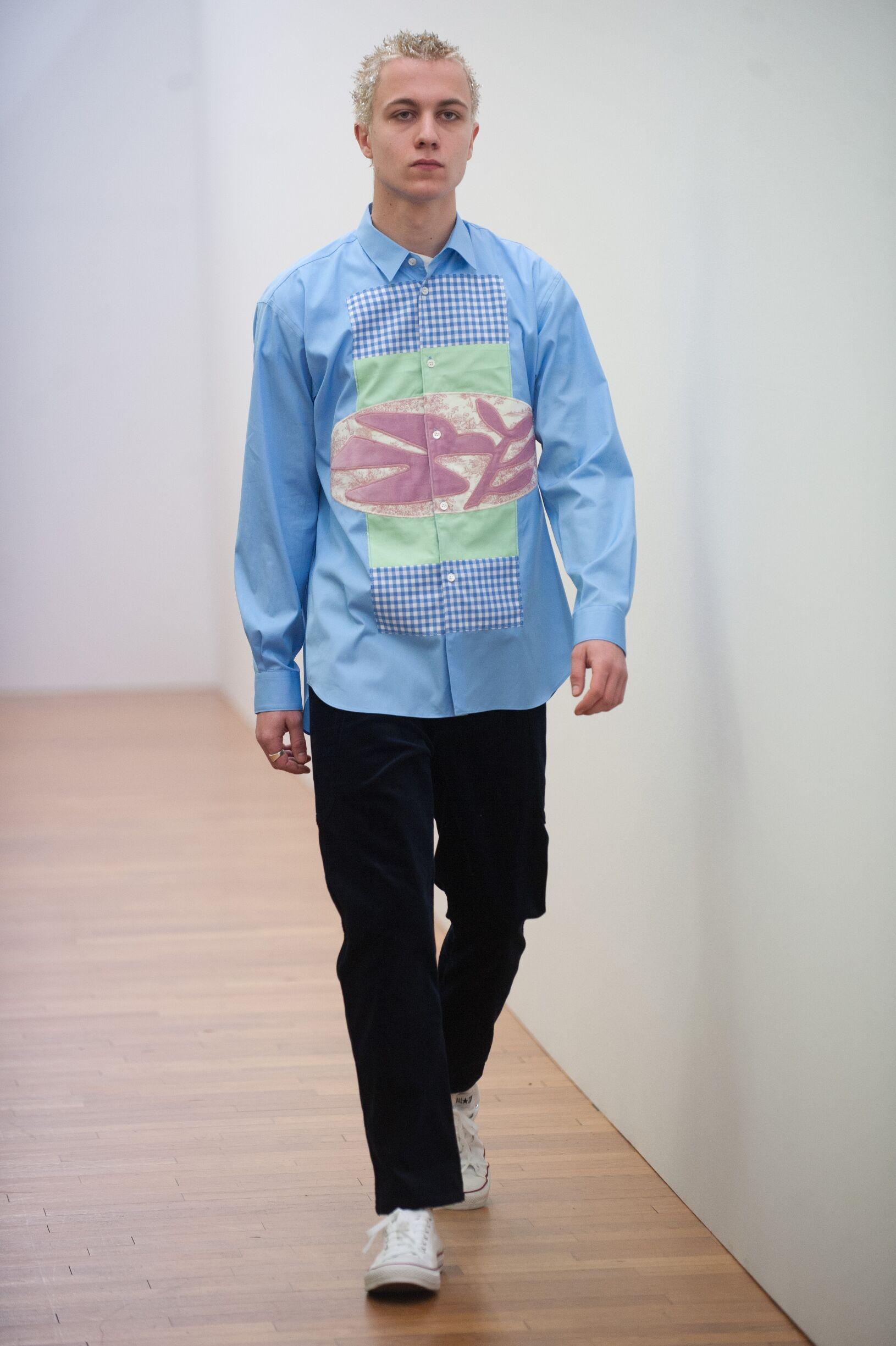 Comme Des Garçons Shirt Paris Fashion Week