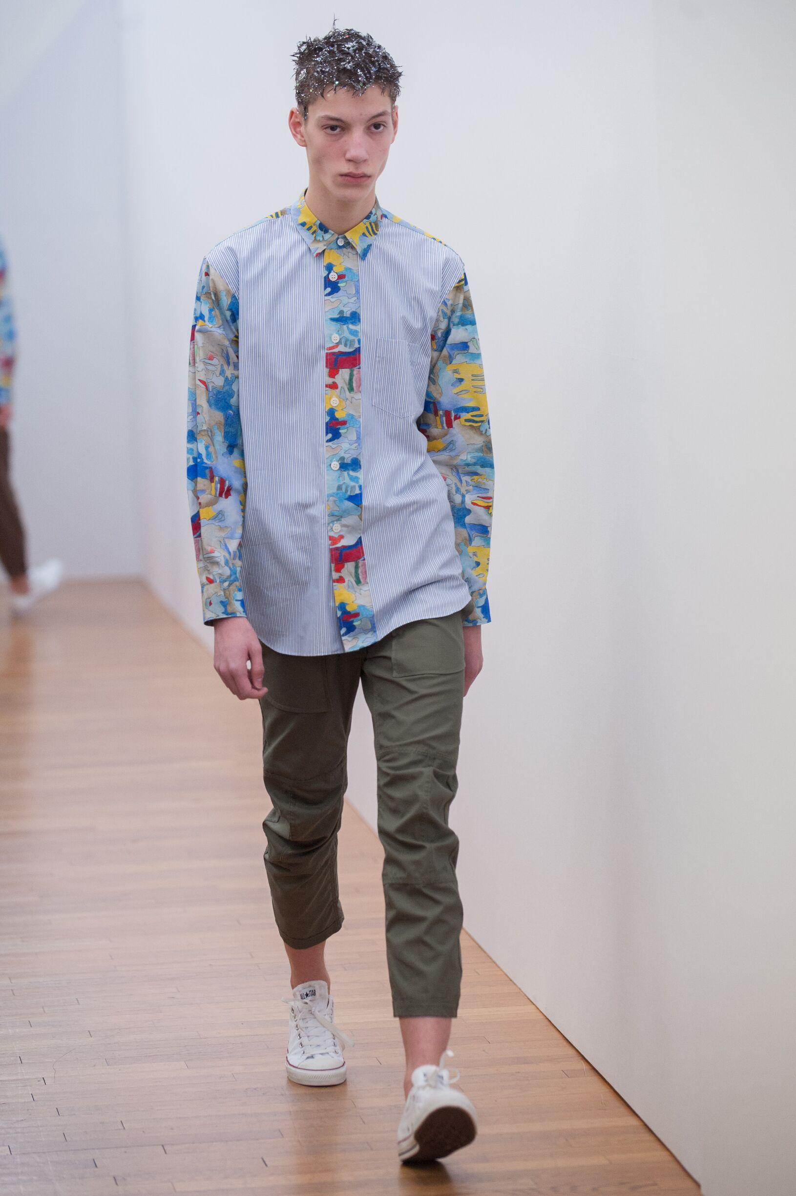 Comme Des Garçons Shirt Style