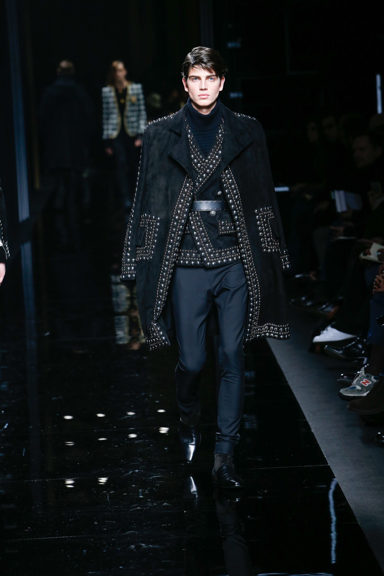 FW 2017-18 Balmain Fashion Show Paris