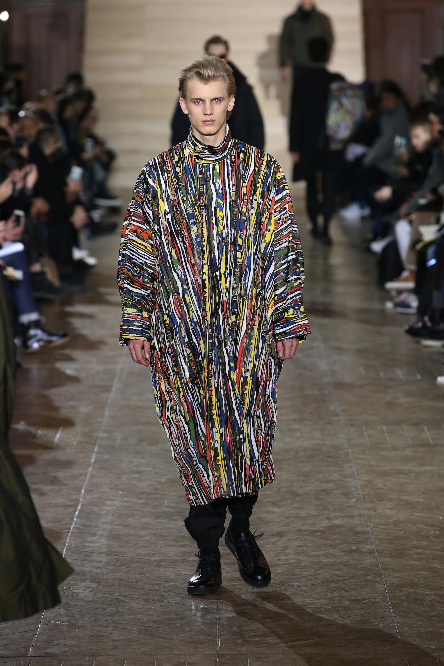 FW 2017-18 Fashion Show Issey Miyake