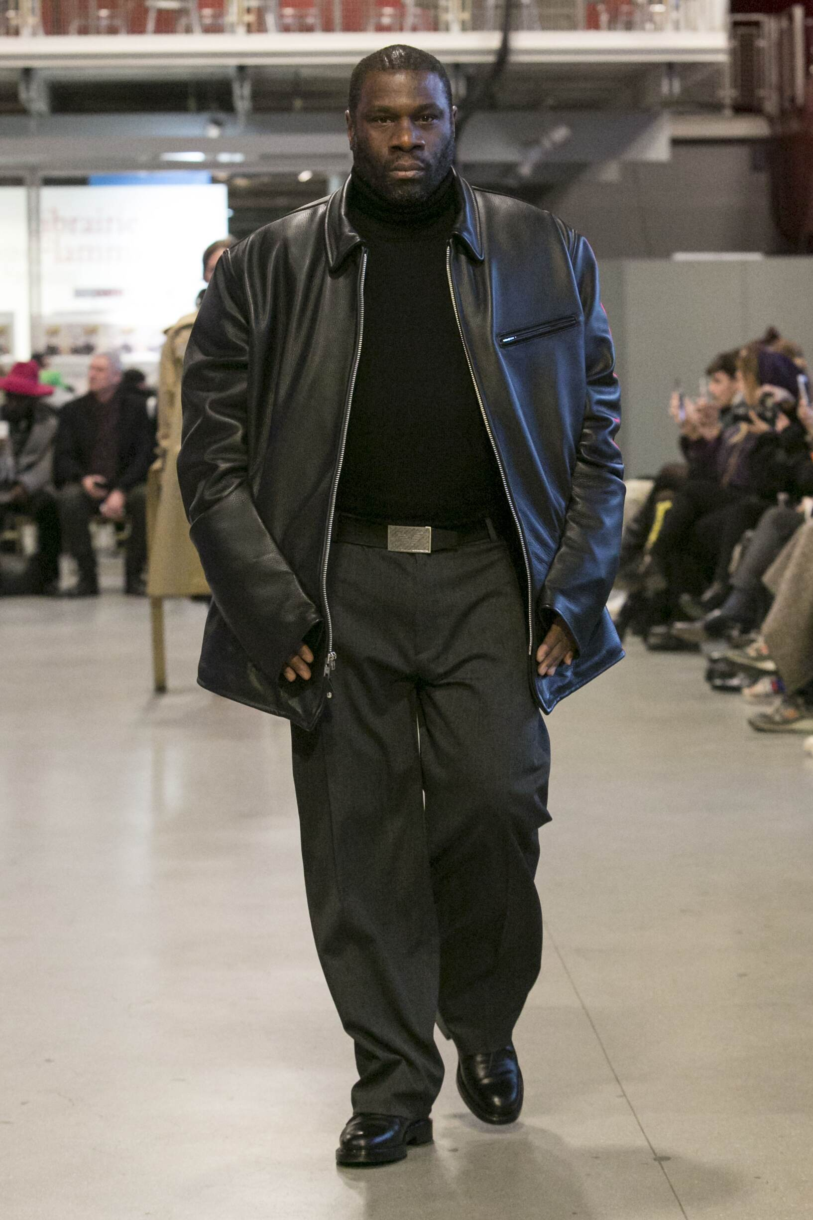 FW 2017-18 Vetements Fashion Show Man