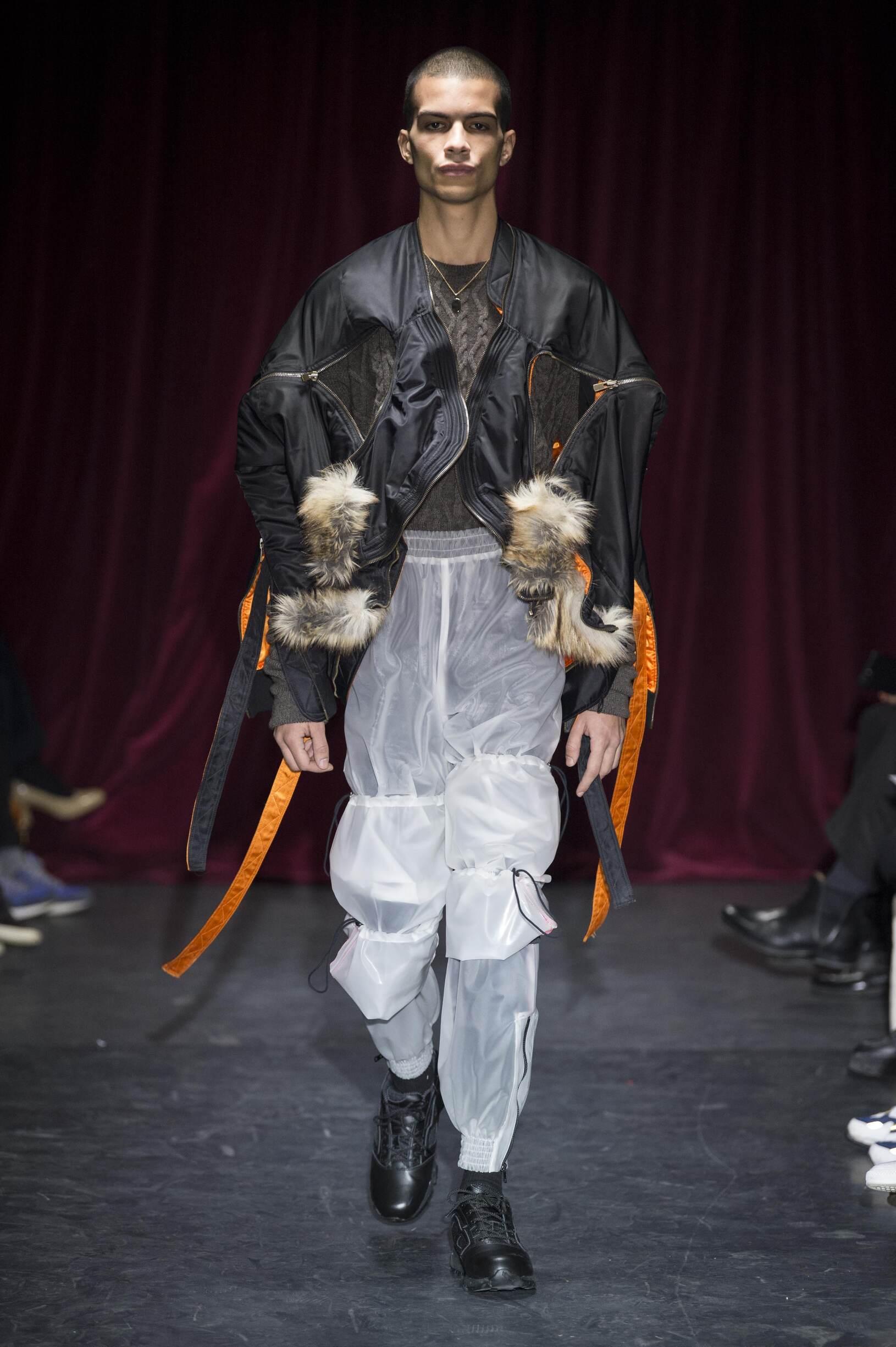 FW 2017-18 Y/Project Fashion Show