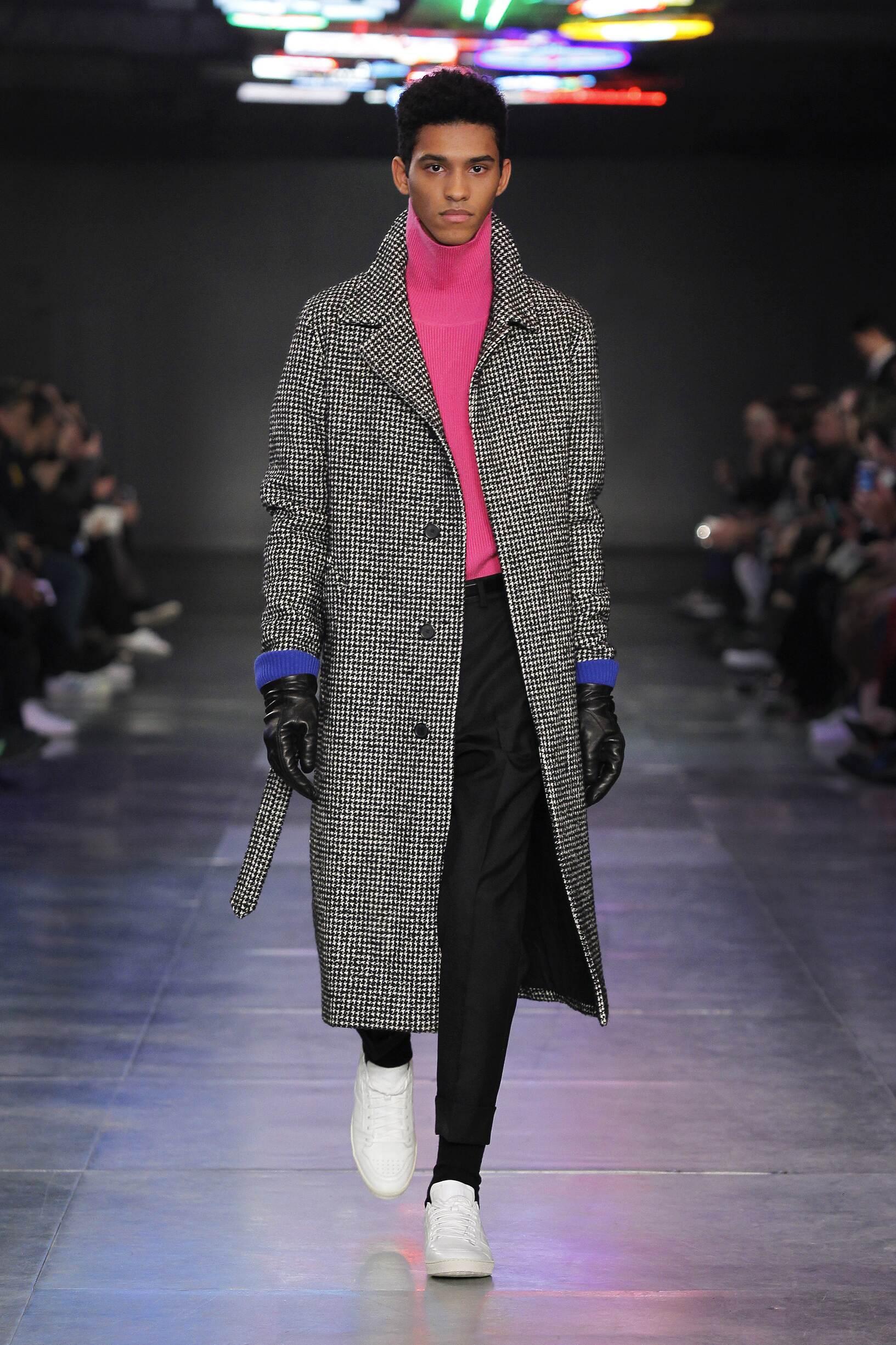 Fall 2017-18 Menswear Ami