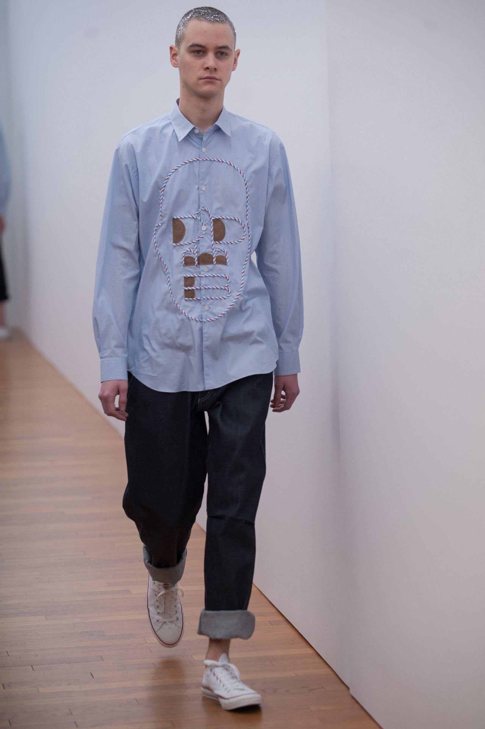 Fall 2017-18 Menswear Comme Des Garçons Shirt