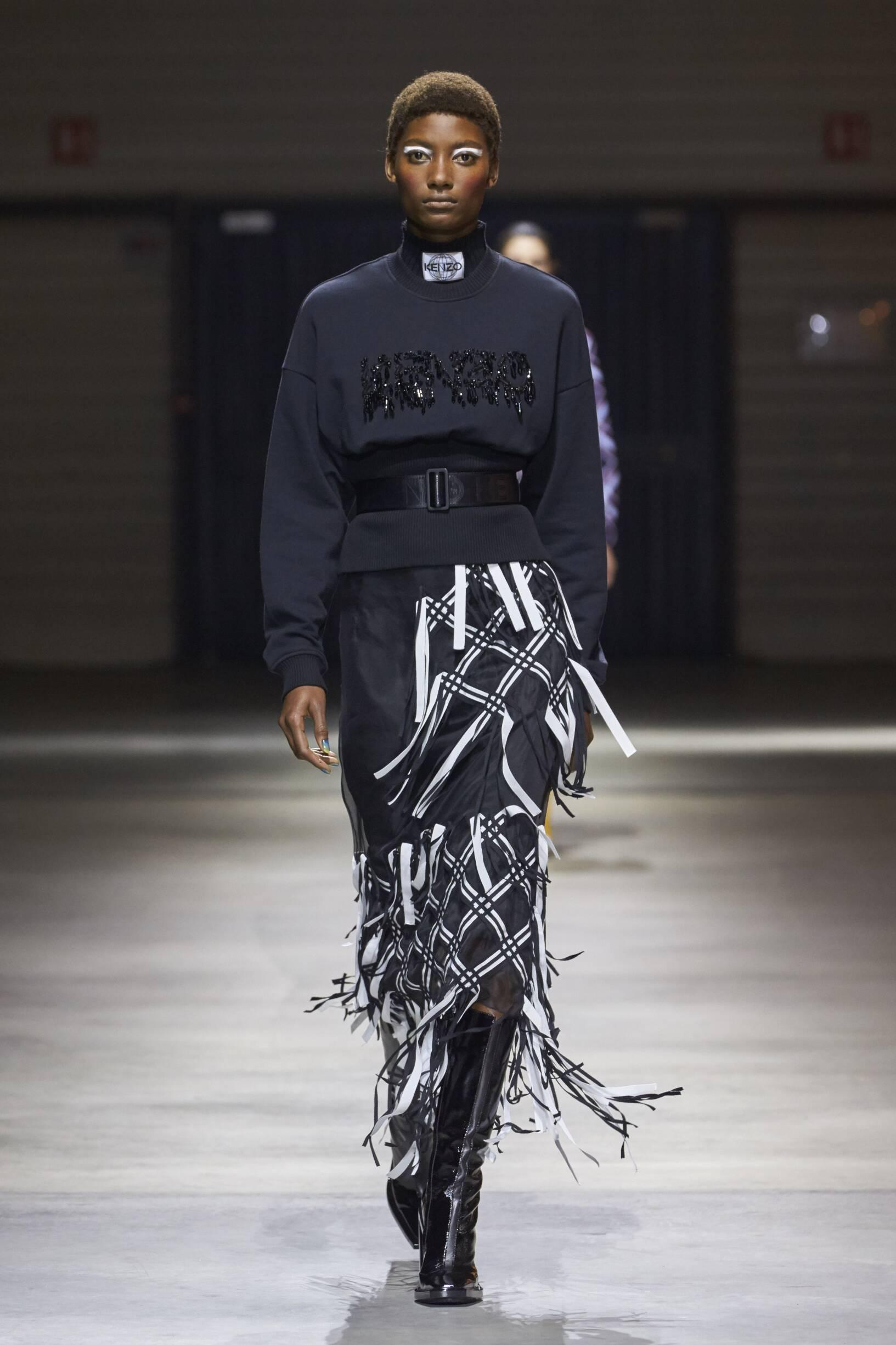 Fall 2017-18 Womenswear Kenzo