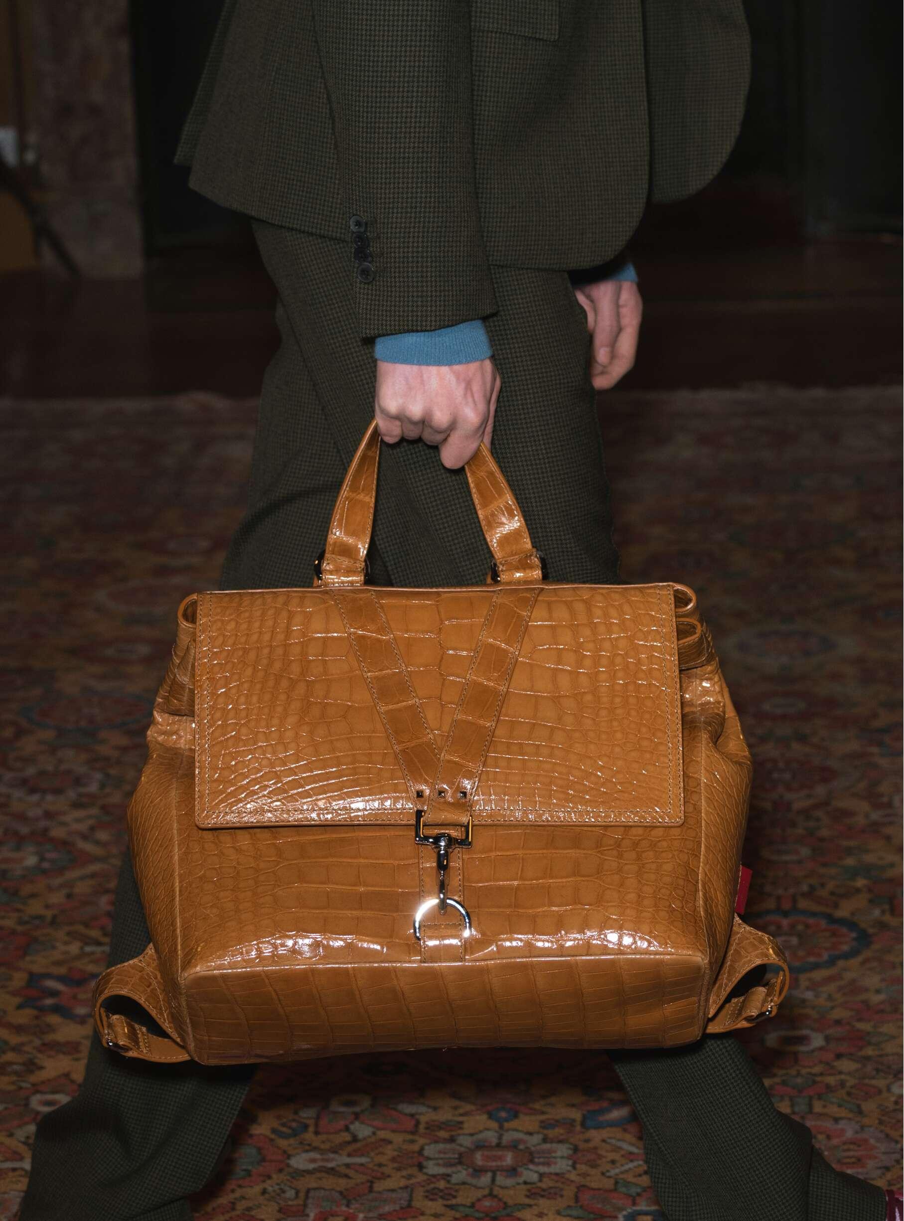 Fall 2017 Fashion Bag Trends Valentino