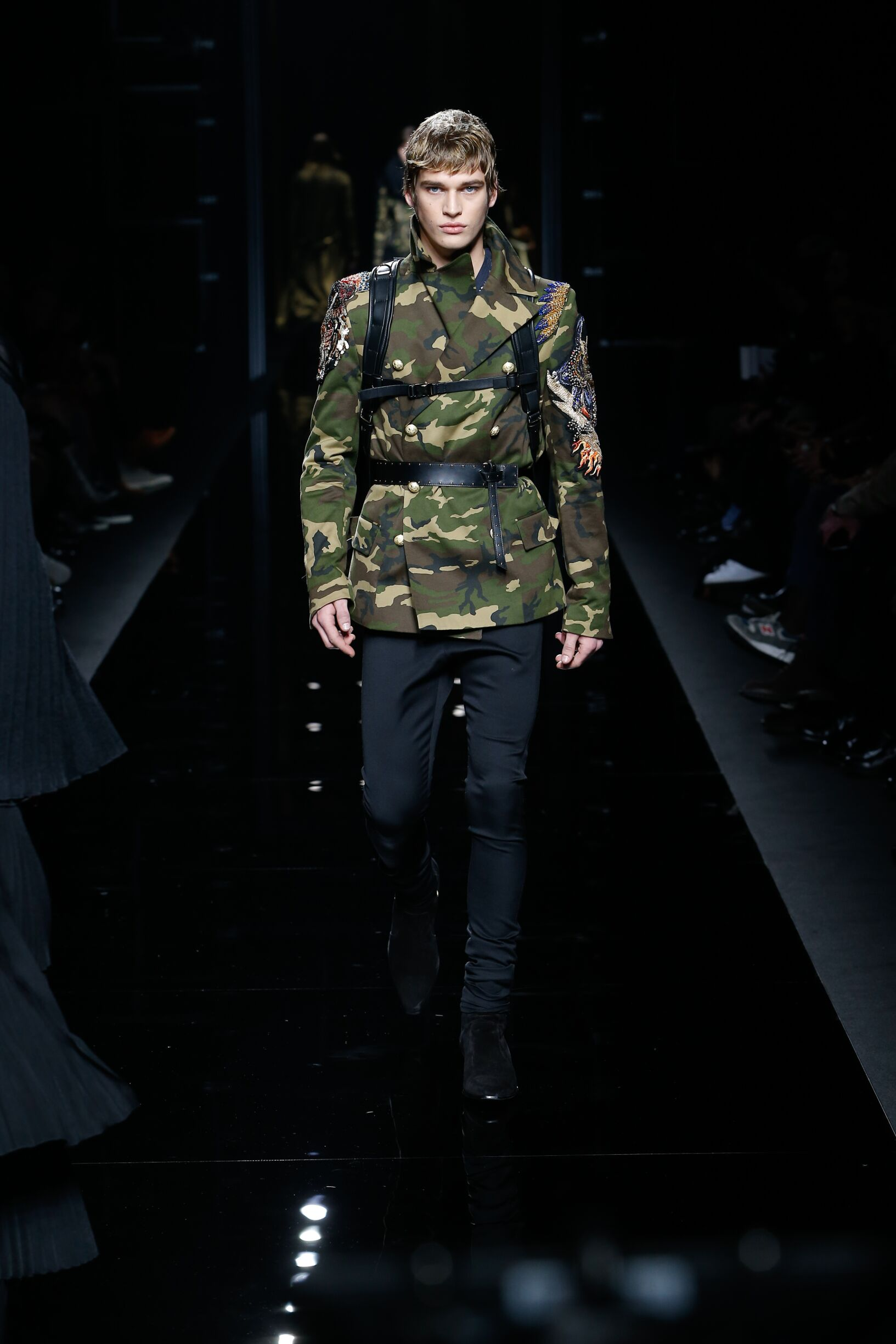 Fall 2017 Fashion Trends Balmain