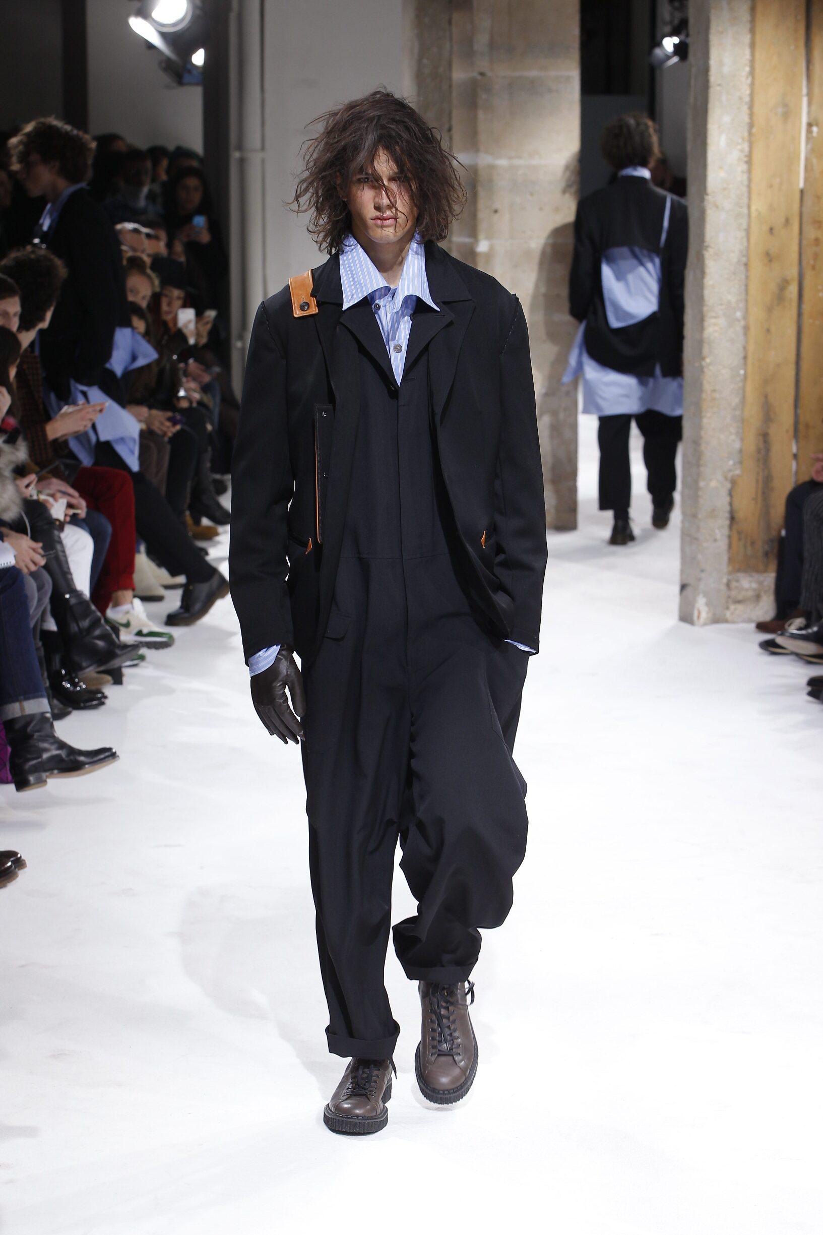 Fall 2017 Fashion Trends Yohji Yamamoto