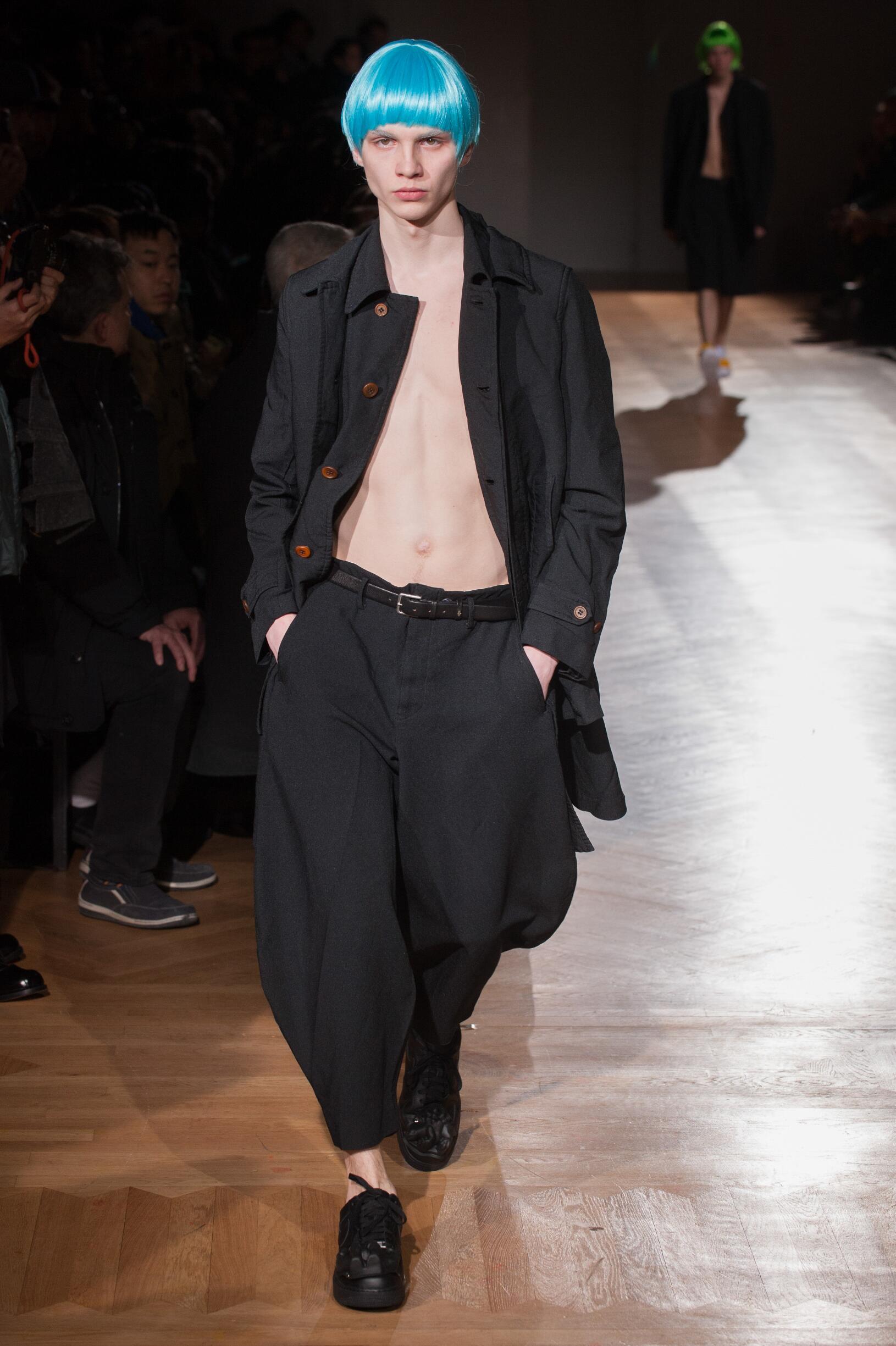 Fall Fashion 2017-18 Comme des Garçons Homme Plus