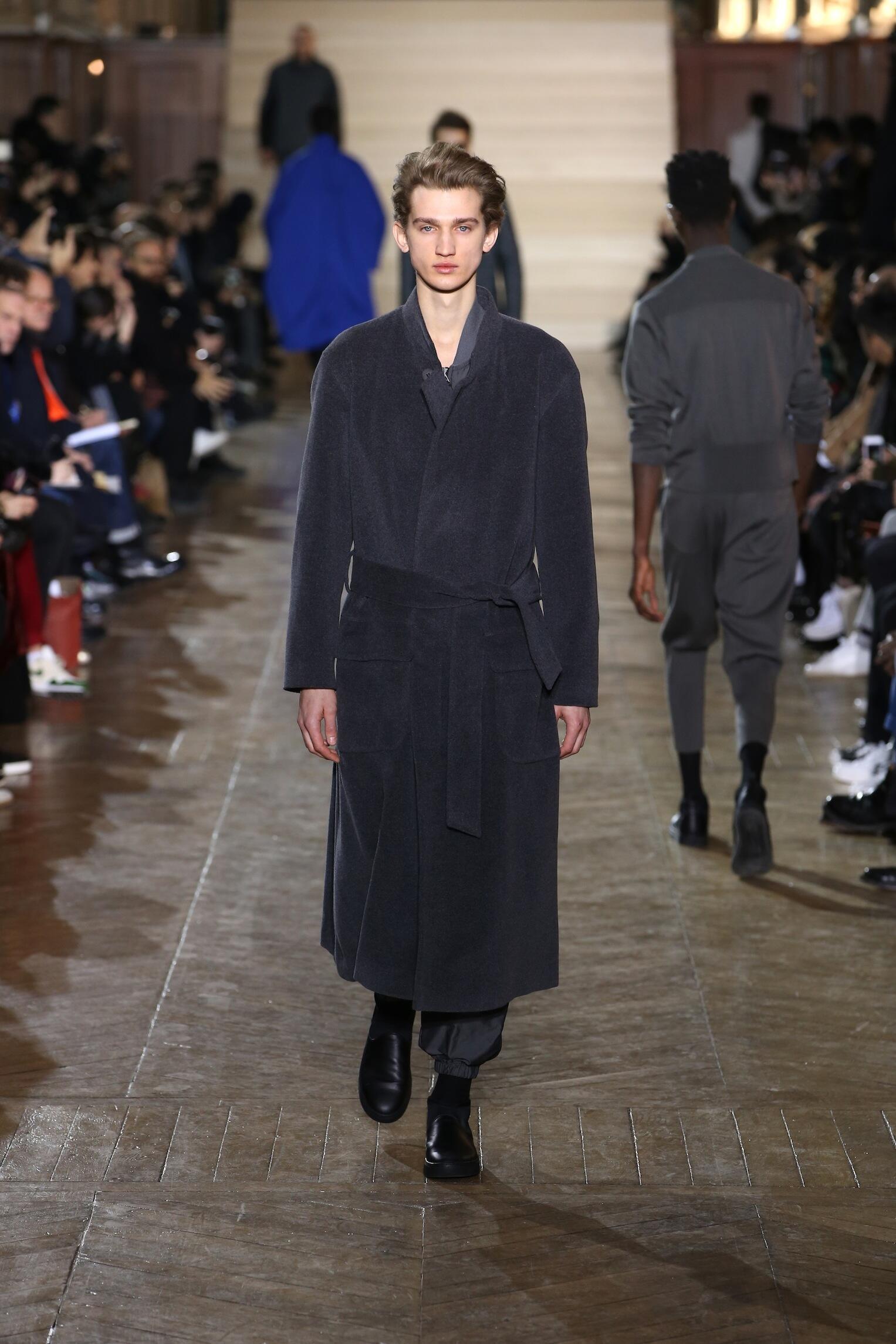 Fall Fashion 2017-18 Issey Miyake