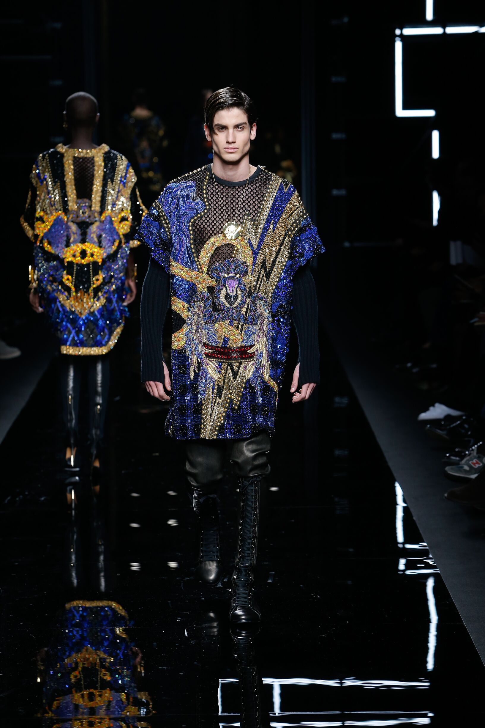 Fall Fashion Trends 2017-2018 Balmain