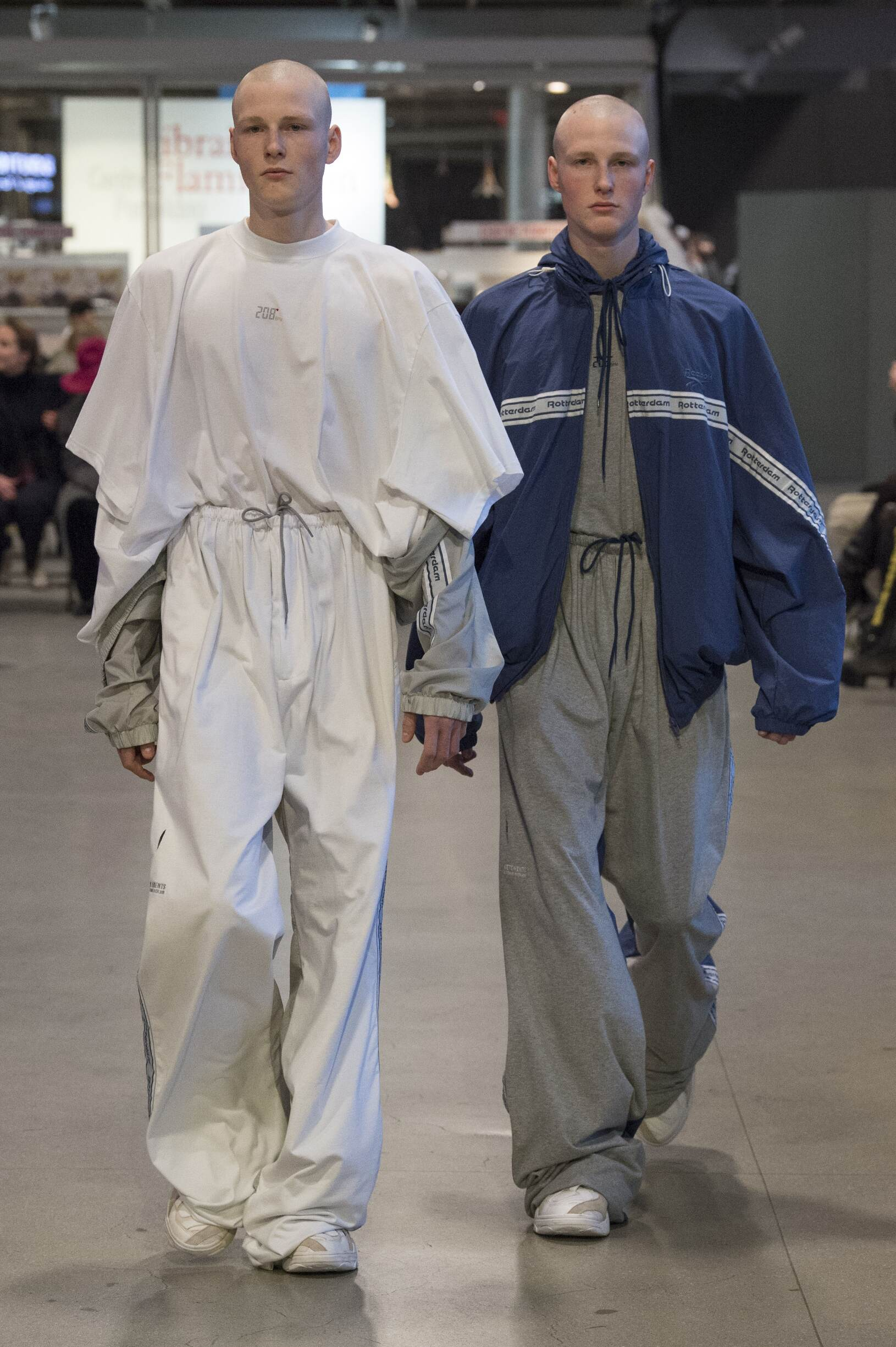 Fall Winter 2017 Men Paris Vetements Collection