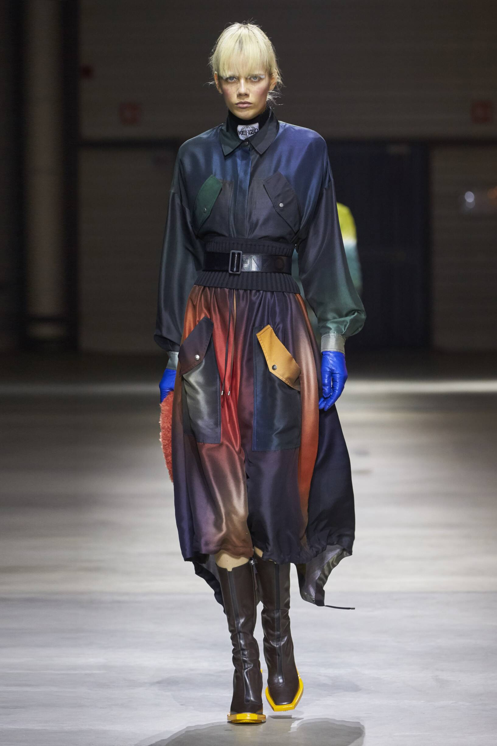 Fall Winter 2017 Woman Paris Kenzo Collection