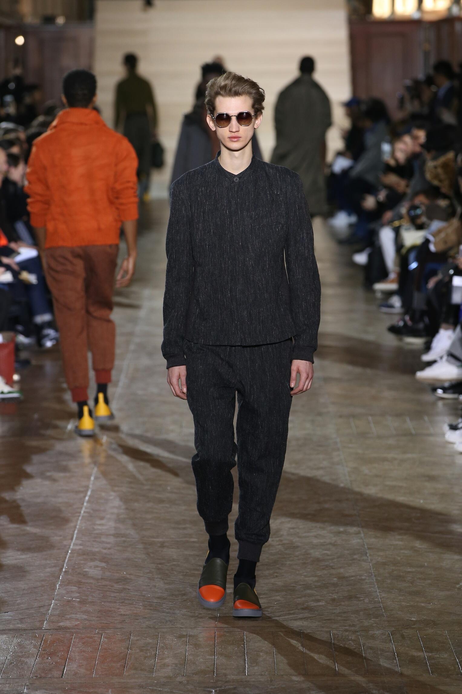 Issey Miyake Fall Winter 2017 Mens Collection Paris Fashion Week
