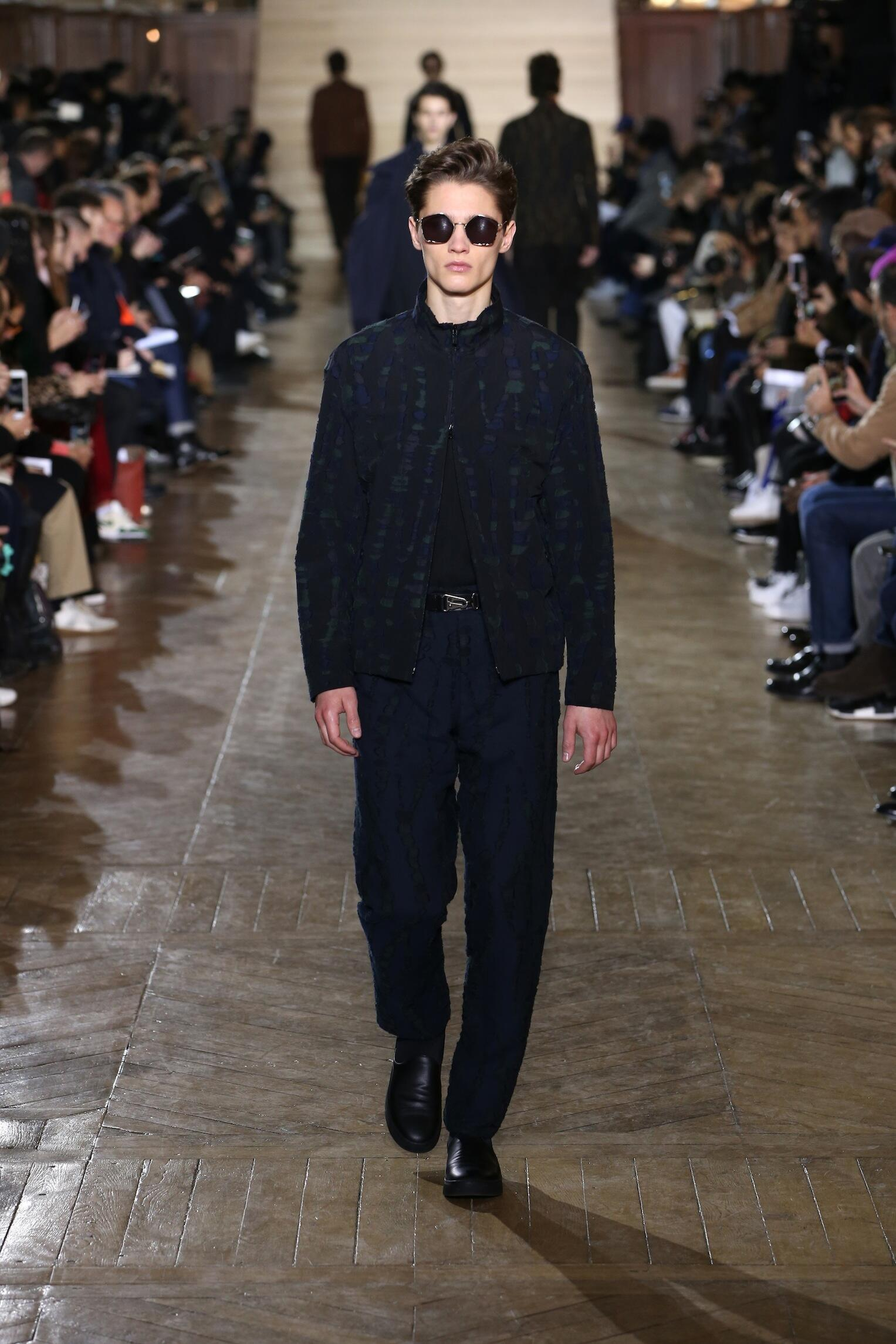 Issey Miyake Men's Collection 2017