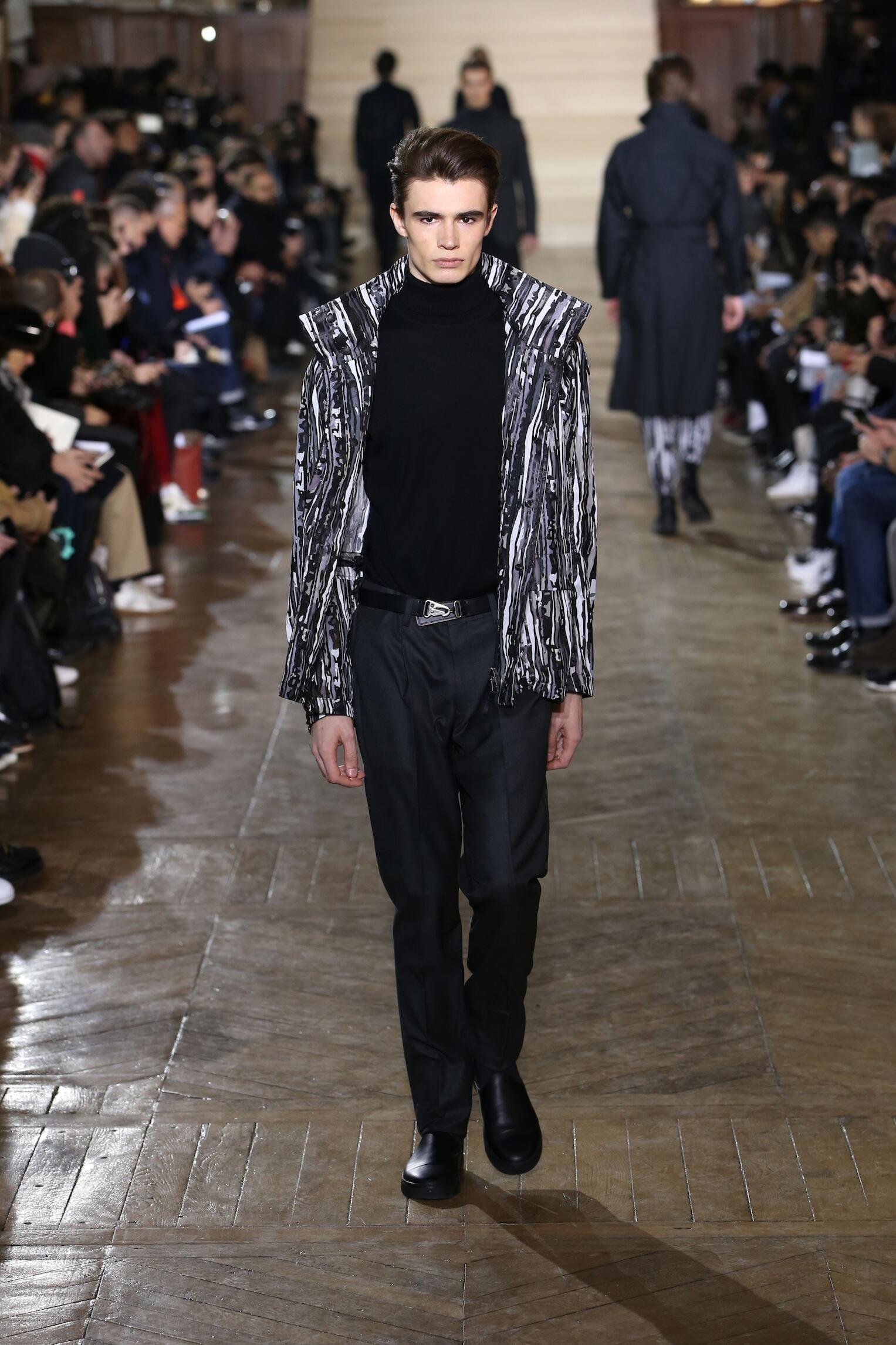 Issey Miyake Paris Fashion Week Menswear