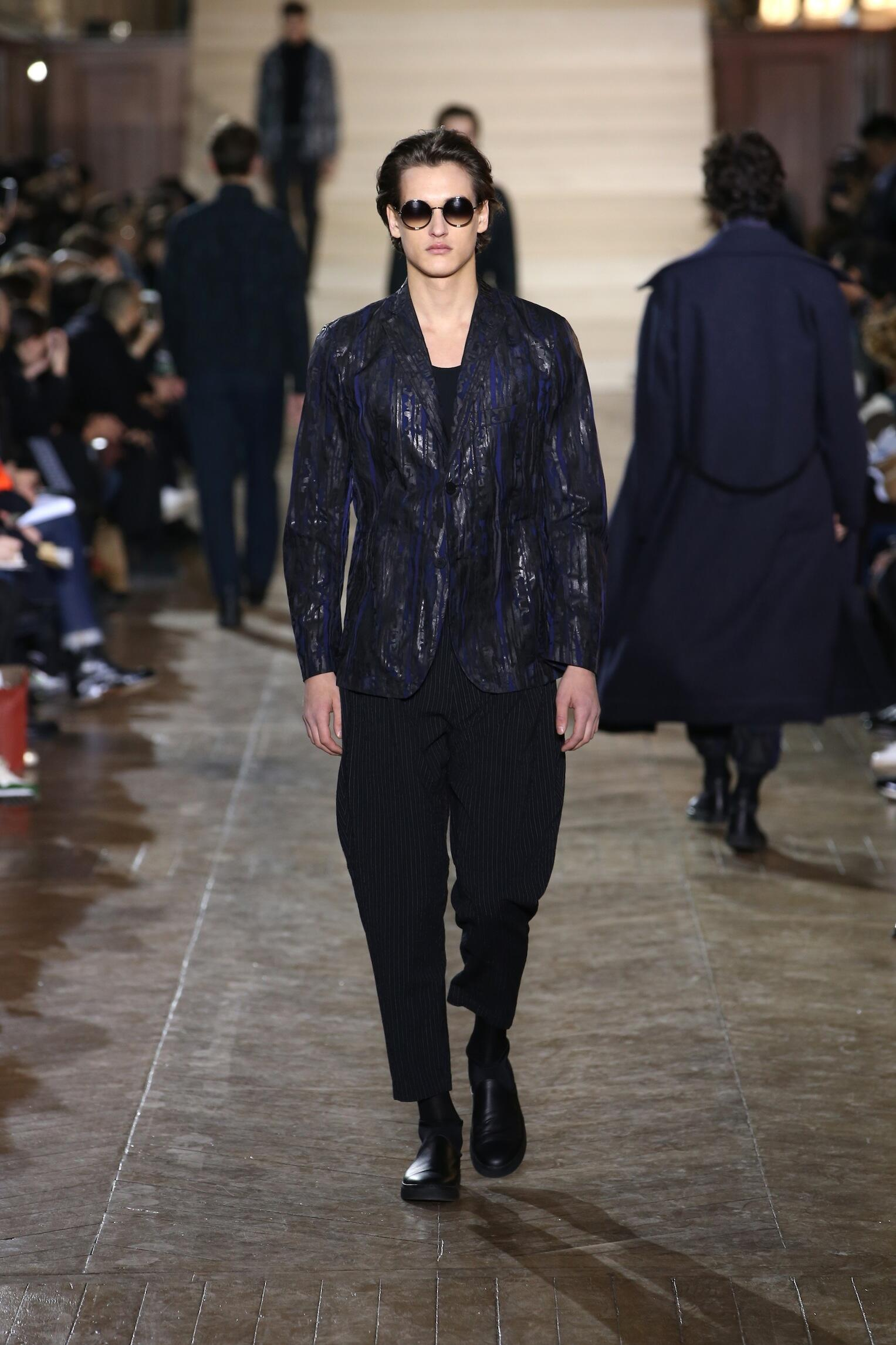 Issey Miyake Paris Fashion Week