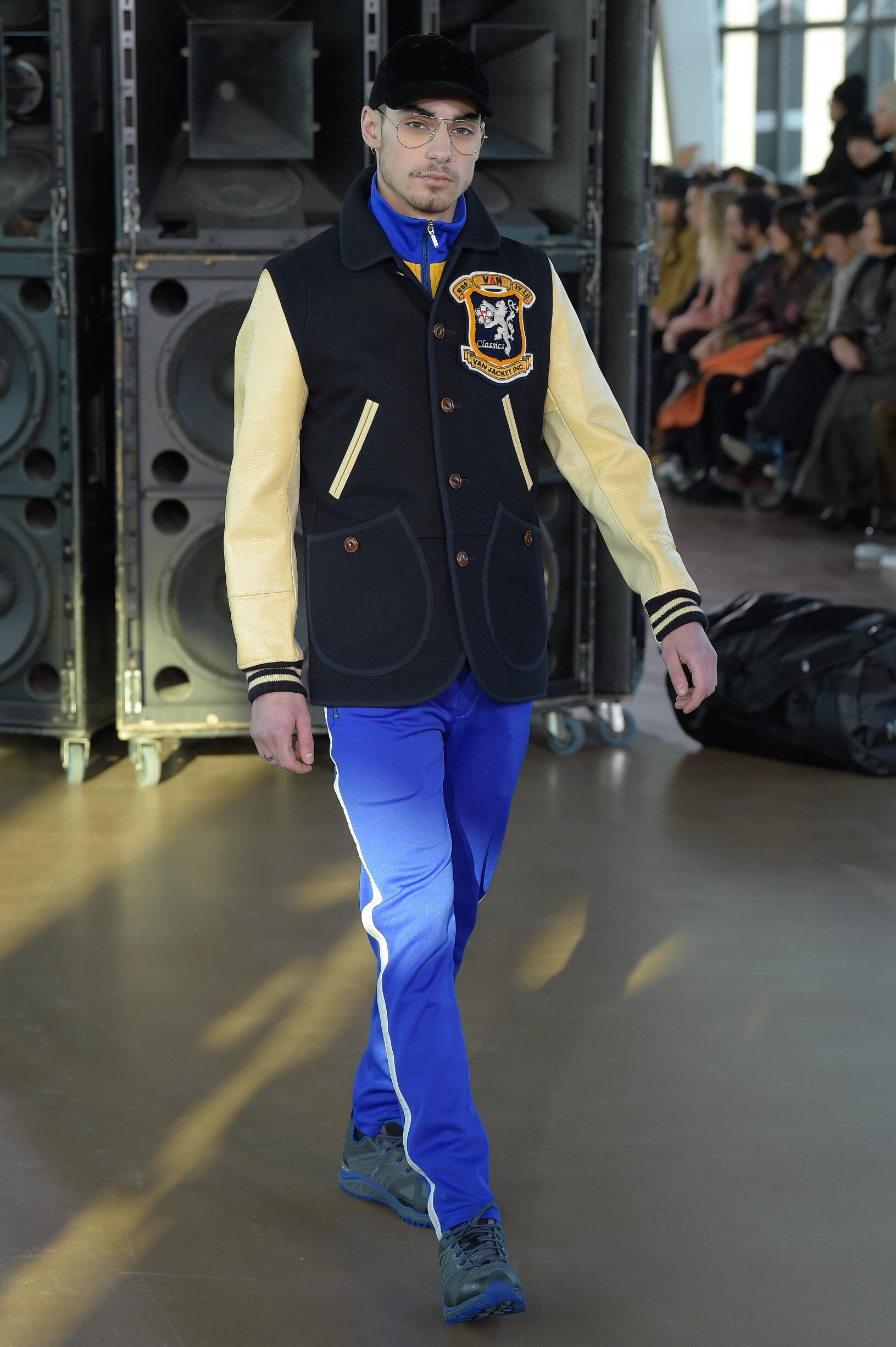Junya Watanabe Paris Fashion Week Menswear