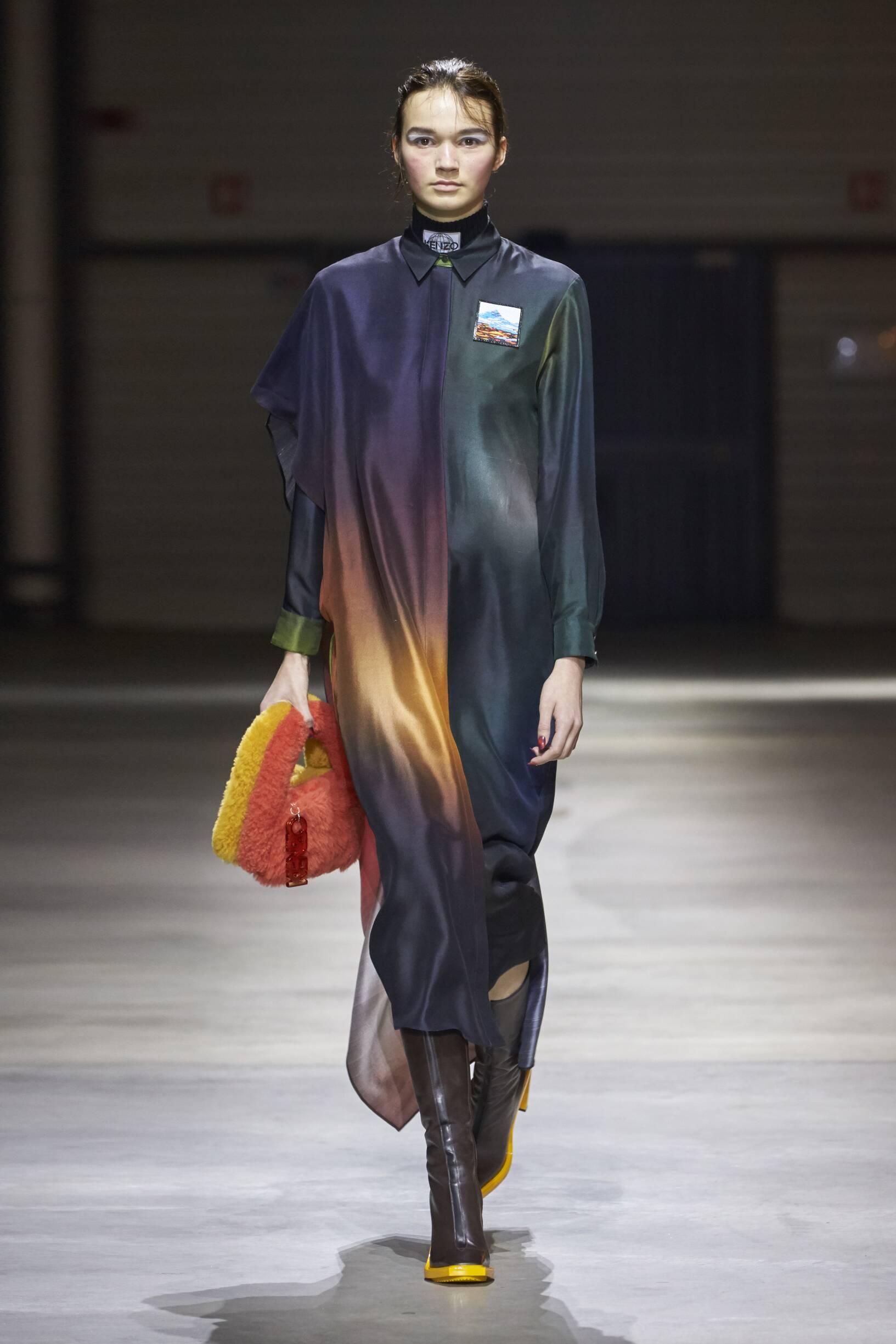 Kenzo 2017-18 Womenswear